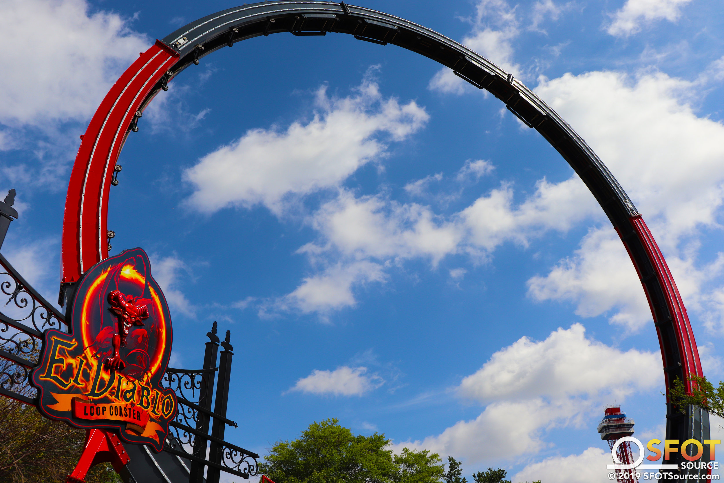 El Diablo is the Spain area's first new attraction since 2006.