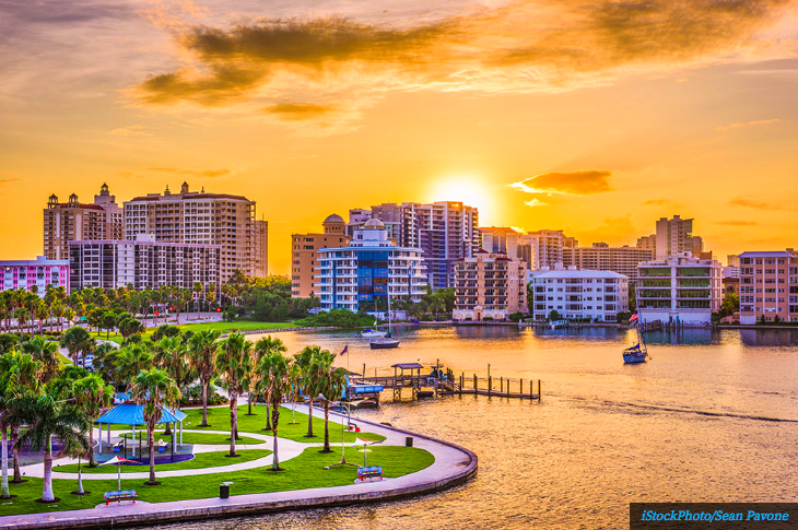 CLICK THE PIC to see where Sarasota ranks on the Dreamy Beach Towns for Entrepreneurs! (Spoiler: it's way up there!)