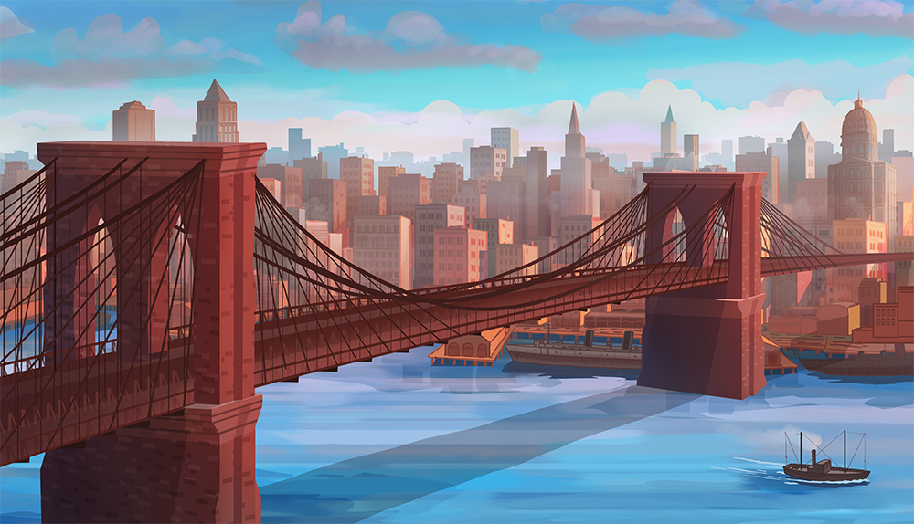 Background art by Tim Szabo