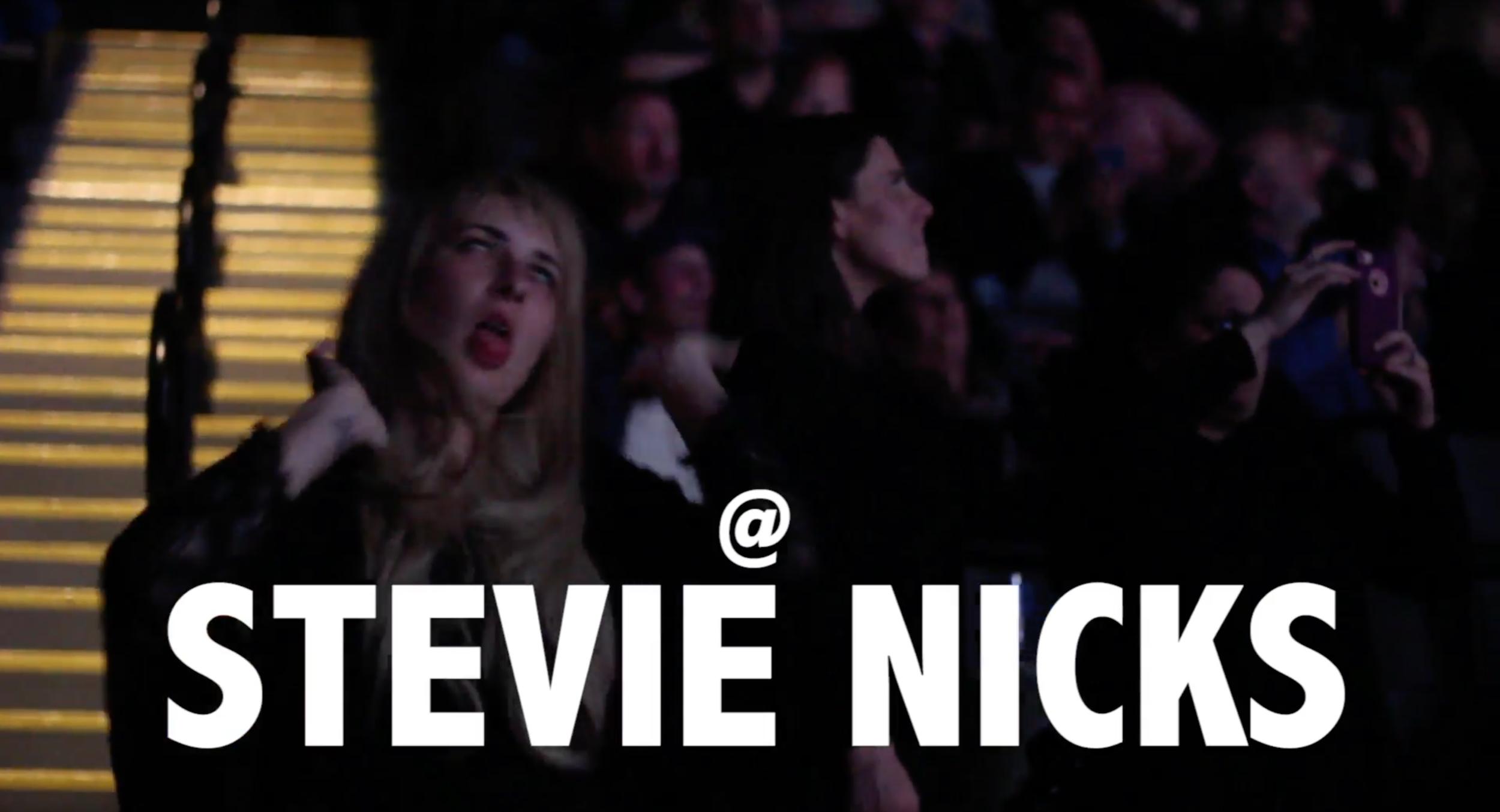 Panic @ Stevie Nicks