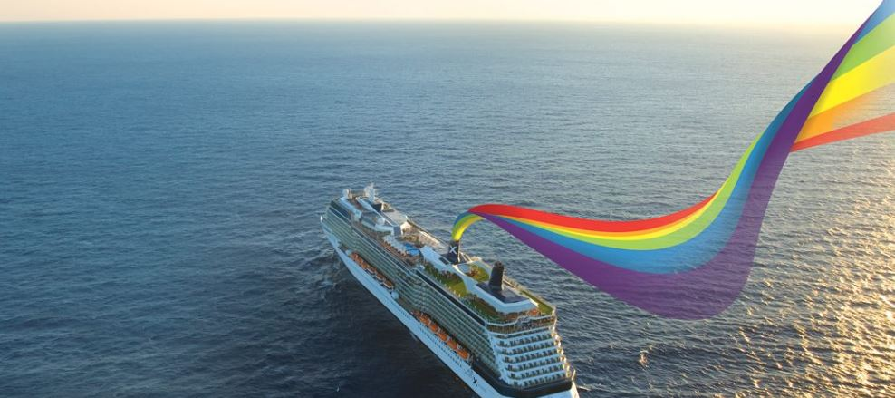"""""""As of 2017, same-sex marriages performed onboard our ships by the Captain are legally recognized. Whether you join us onboard for a vacation, your honeymoon, or even your wedding, you'll see why we're the best cruise line for gay, lesbian and all LGBTQ+ guests."""""""