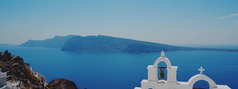 Destination: Santorini, Greece