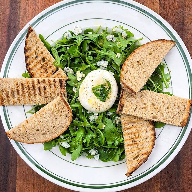 You BURRATA be kidding me! This appetizer is TOO GOOD! Have you ever had our Burrata and Fig?