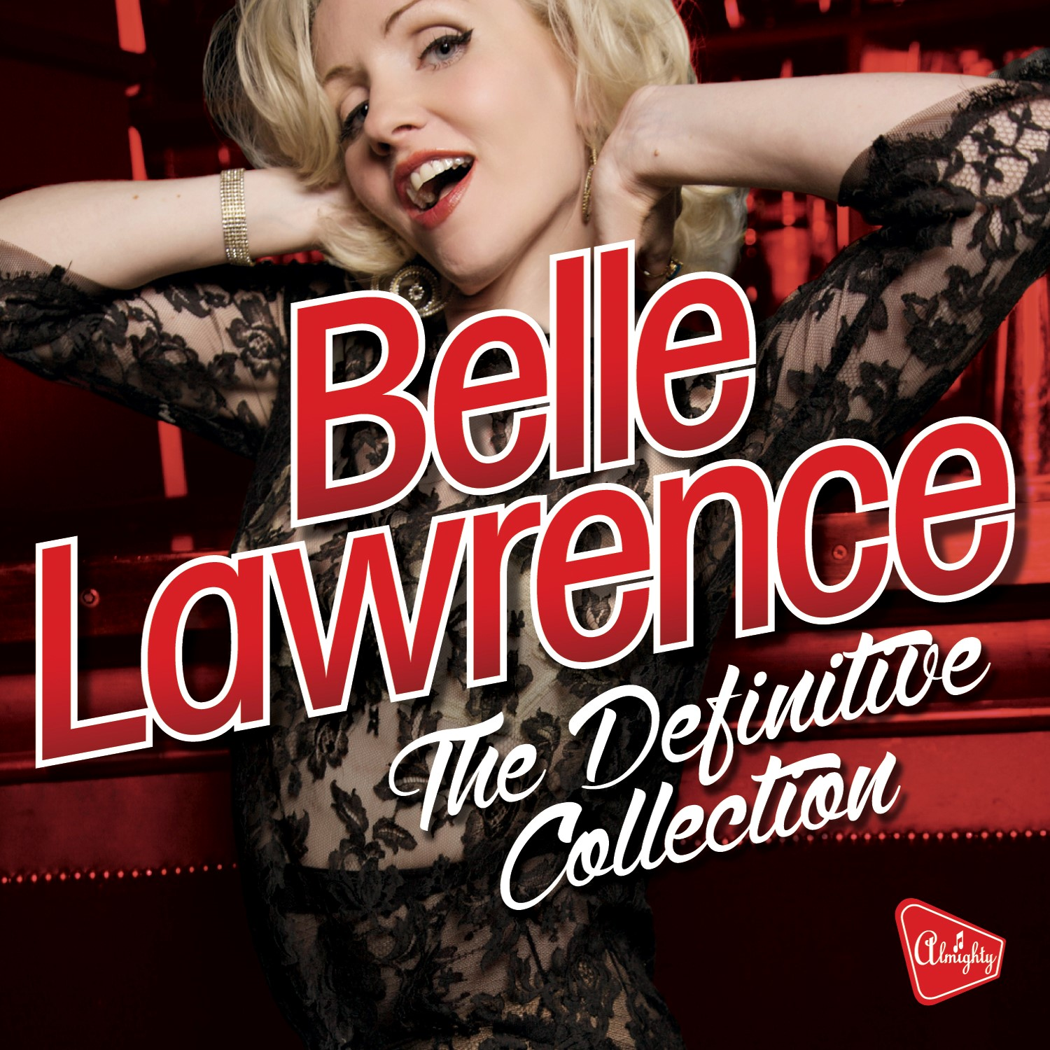 Belle Lawrence - Belle Lawrence has been recording with Almighty since 2002 and due to the success of her dance hits over the years, she has become our fans' favourite Almighty darling! With a host of singles and three fantastic albums, it would be hard to find an Almighty fan without Belle Lawrence in their collection!Read More →