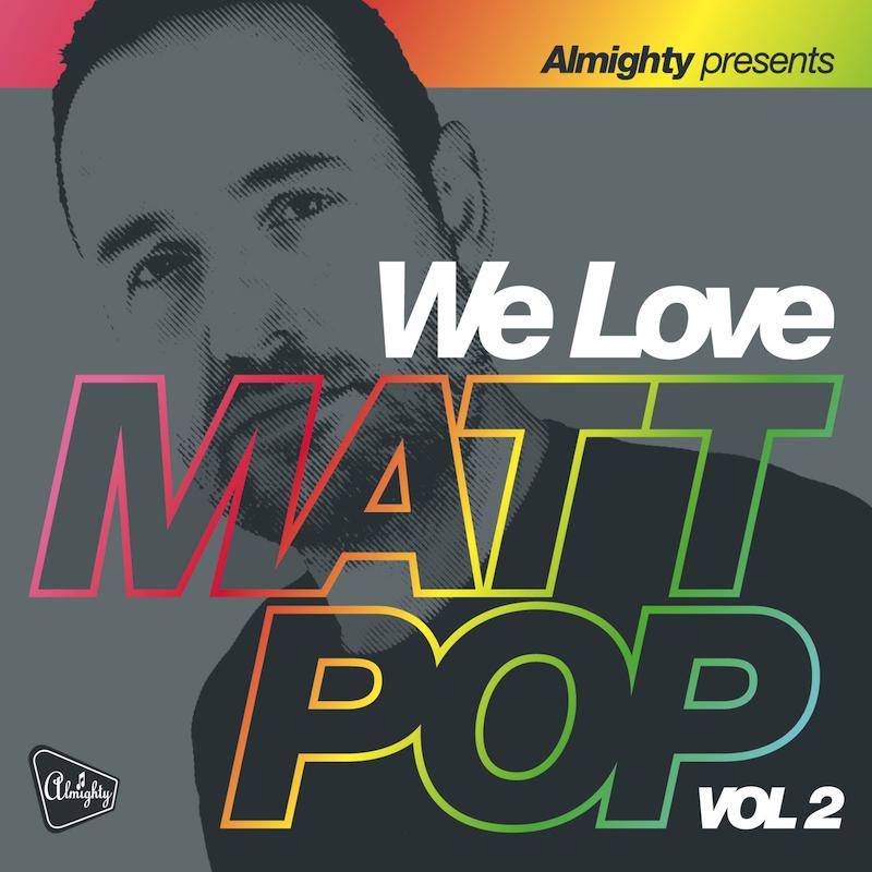Various - We Love Matt Pop (Volume 2)