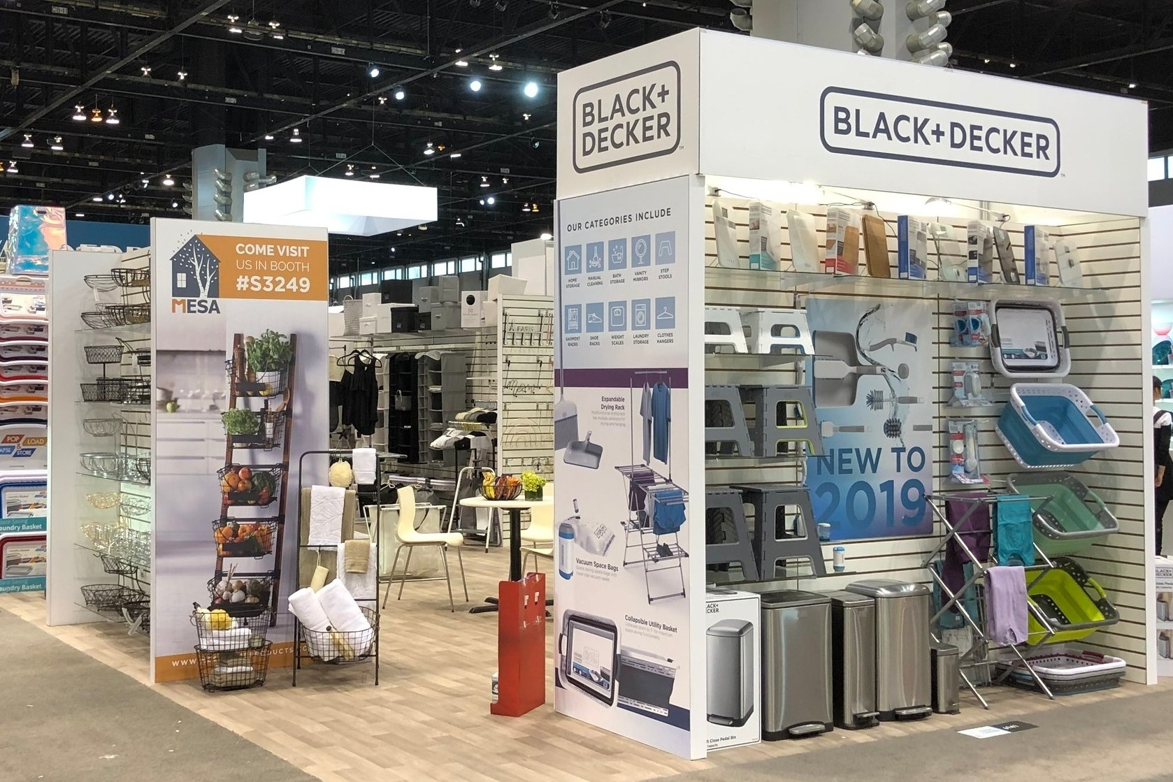 Visit us at IHA - Vanderbilt Home has two booths at International Home and Housewares show in Chicago.