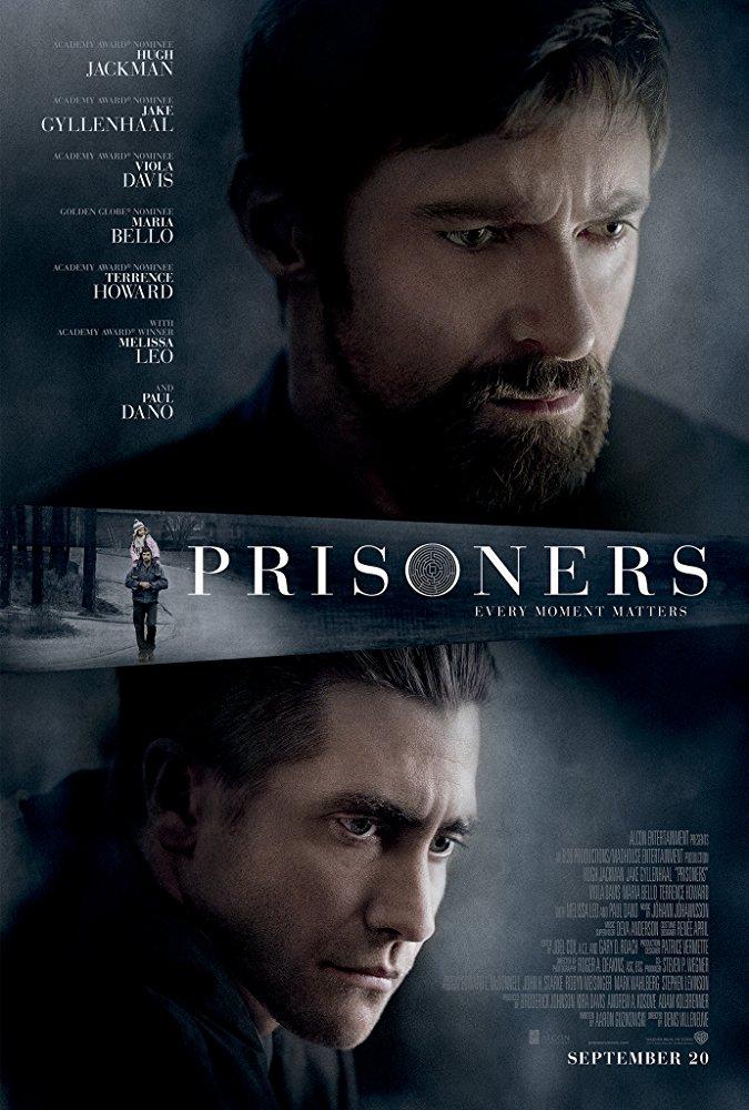 Prisoners - 2013Director: Denis VilleneuveMusic: Jóhann Jóhannsson