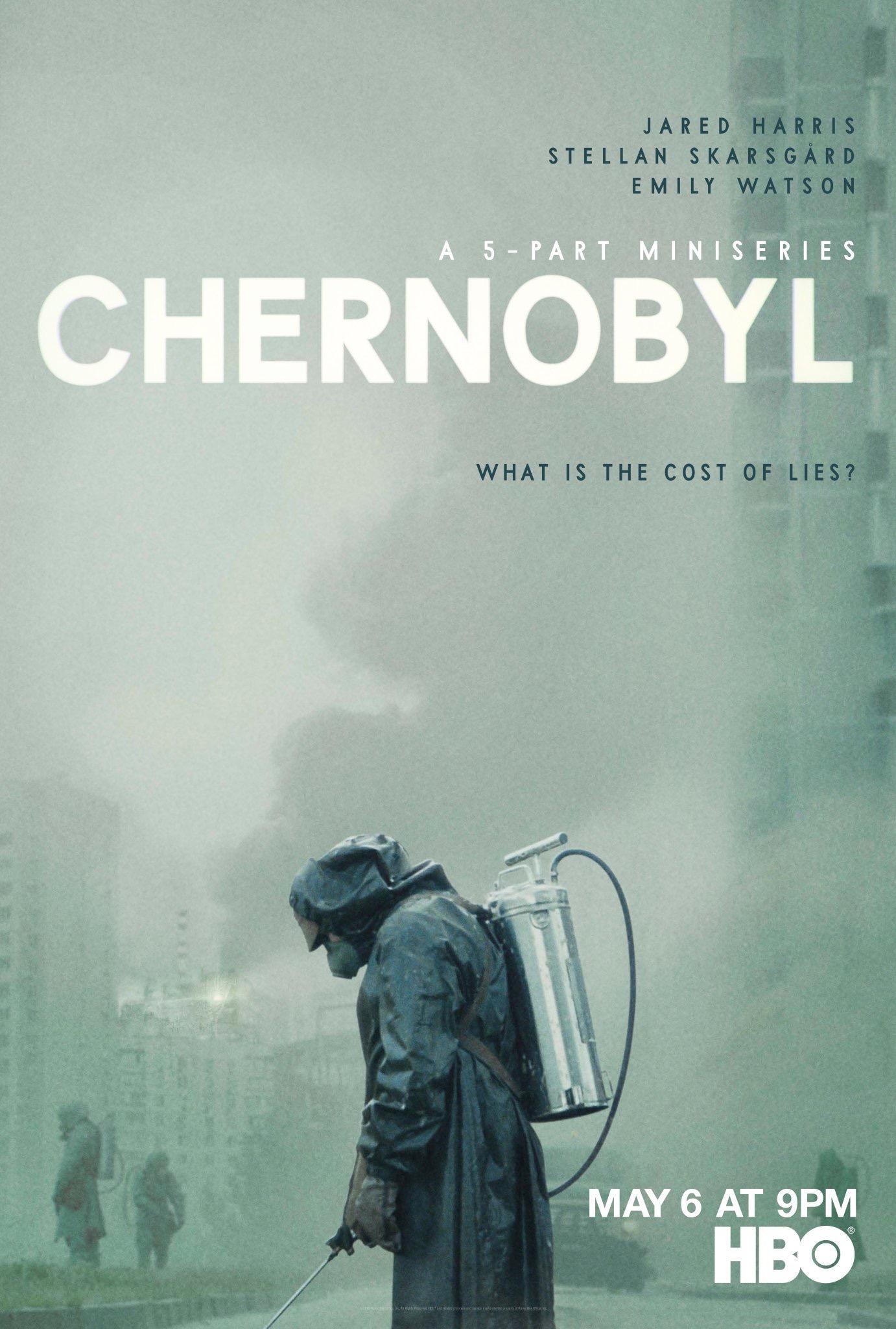 Chernobyl - 2019Director: Johan RenckMusic: Hildur Guðnadóttir