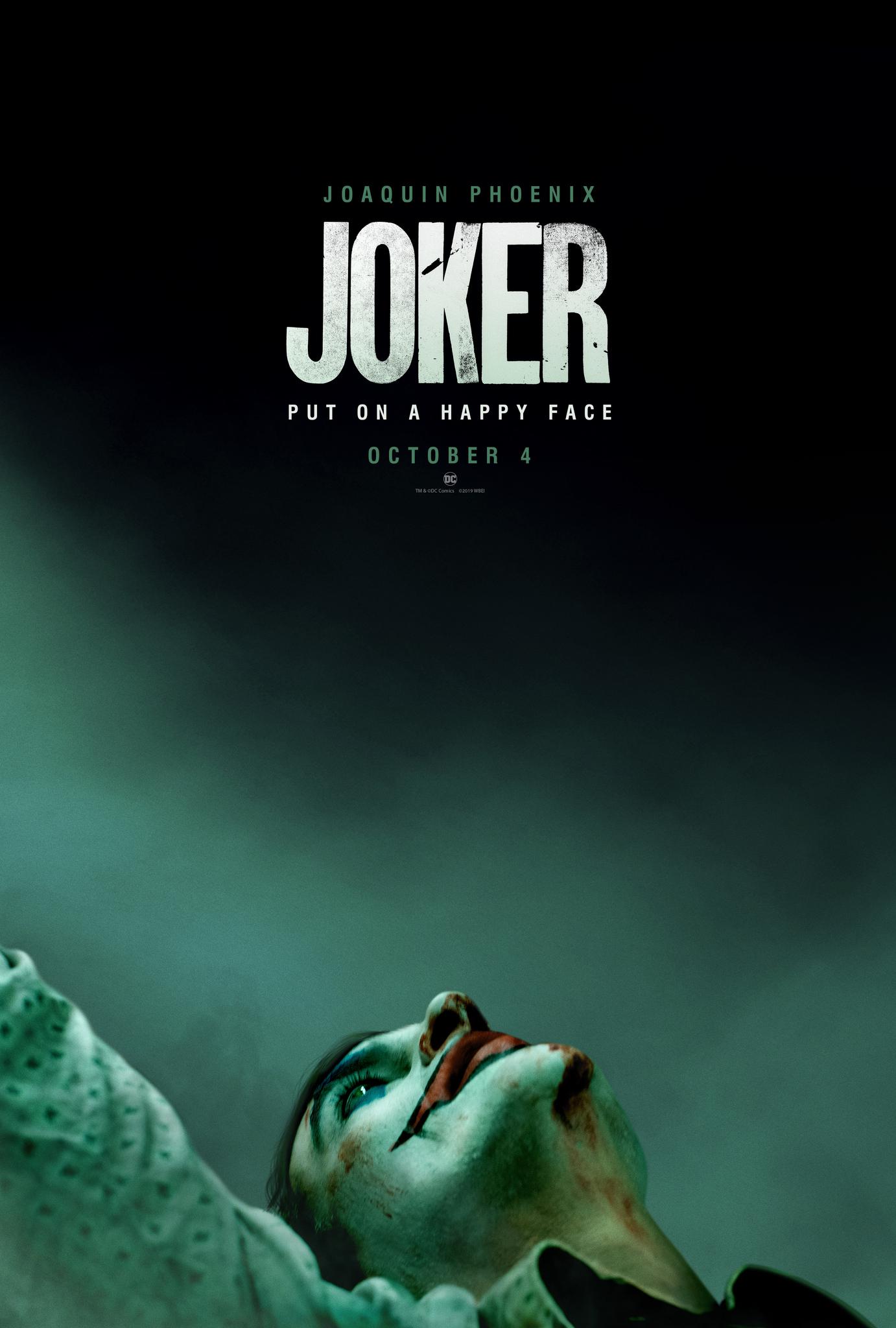 Joker - 2019Director:Todd PhillipsMusic: Hildur Guðnadóttir