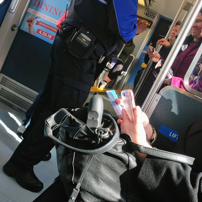 How Useful Is the Aggressive Fare Enforcement of Link Light Rail?