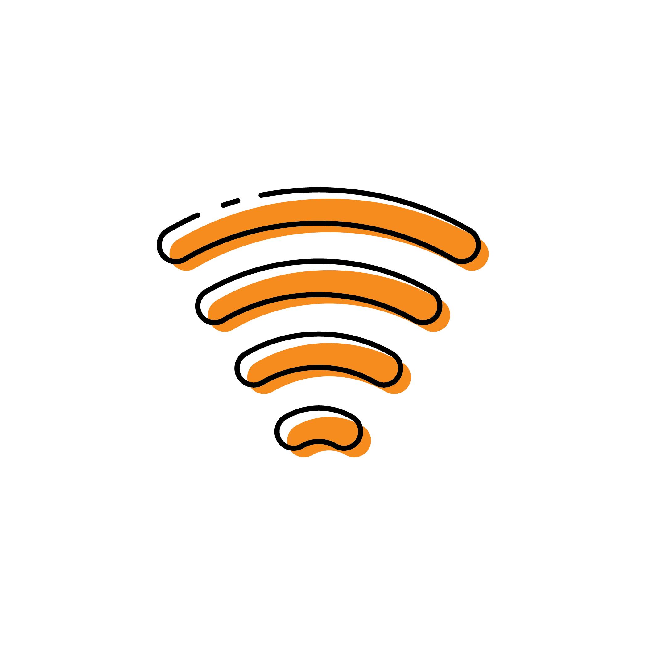 Fast Fiber Optic WiFi