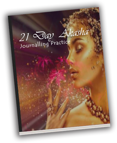 21 Day Heart Centered Akasha Activation Journalling Practice -