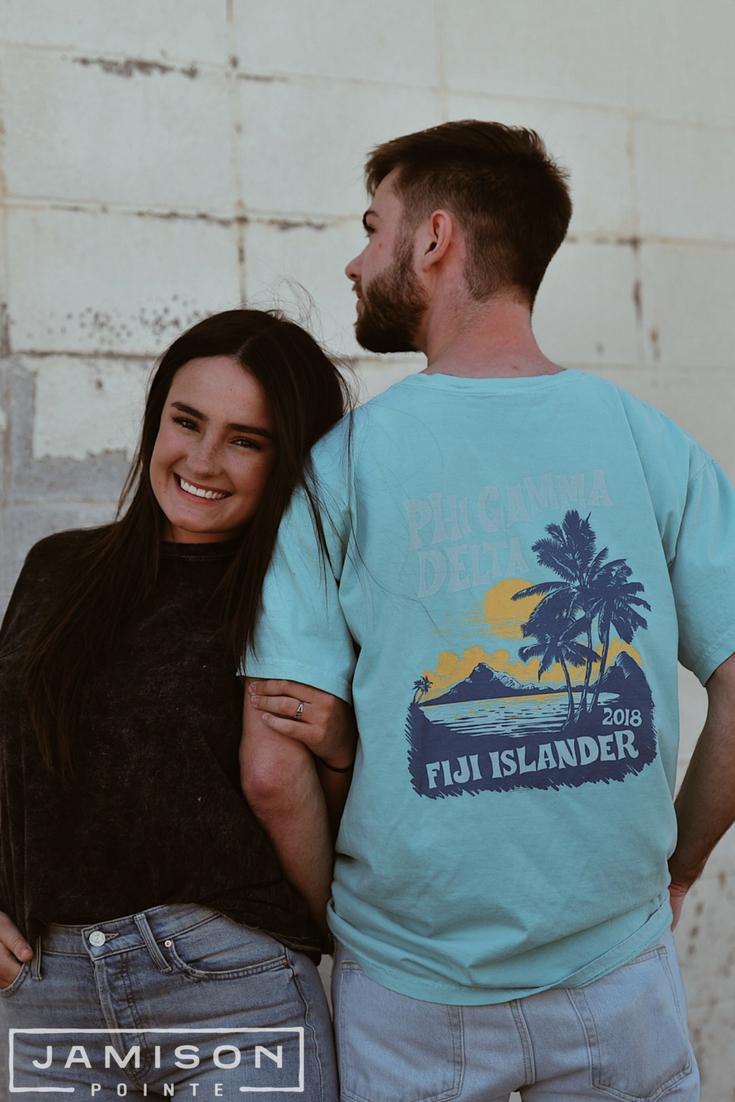 FIJI Islander Tee