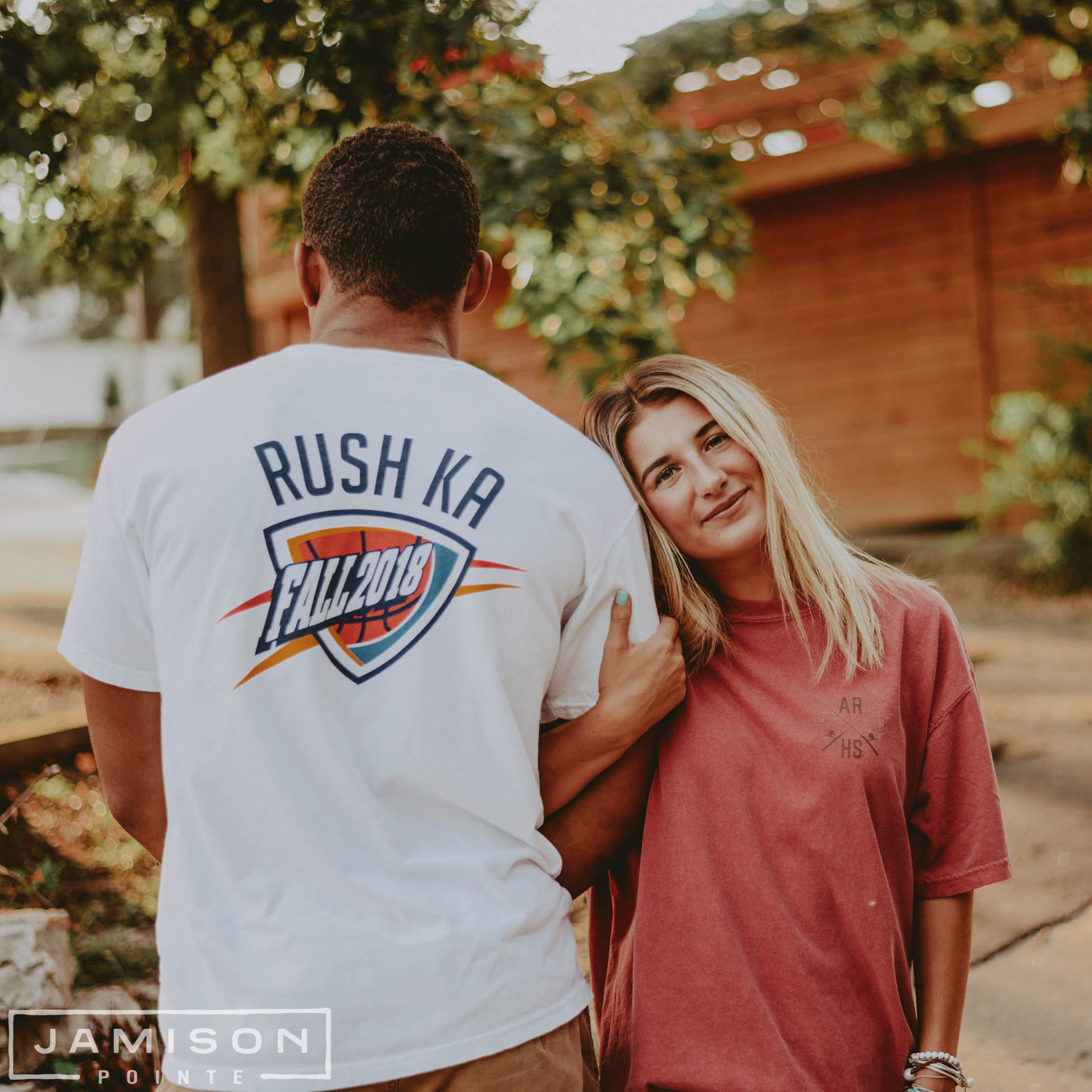 Kappa Alpha Thunder Fall Rush Tee