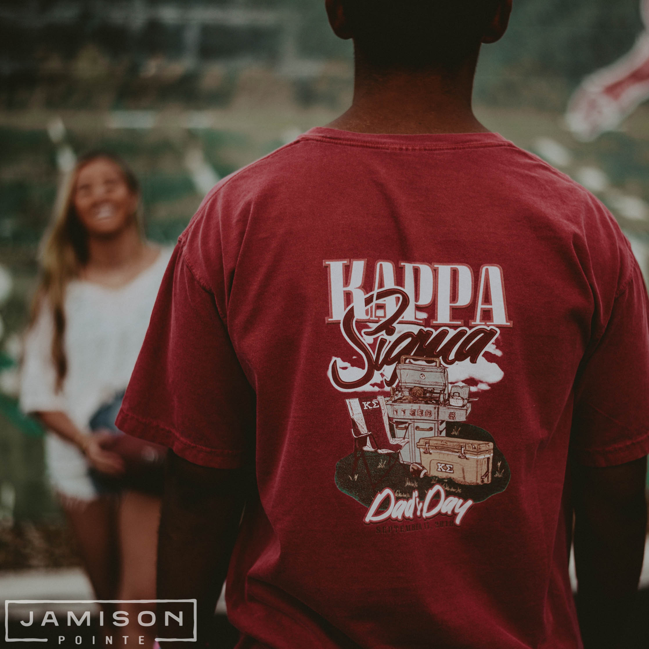 Kappa Sigma Dad's Day Tee