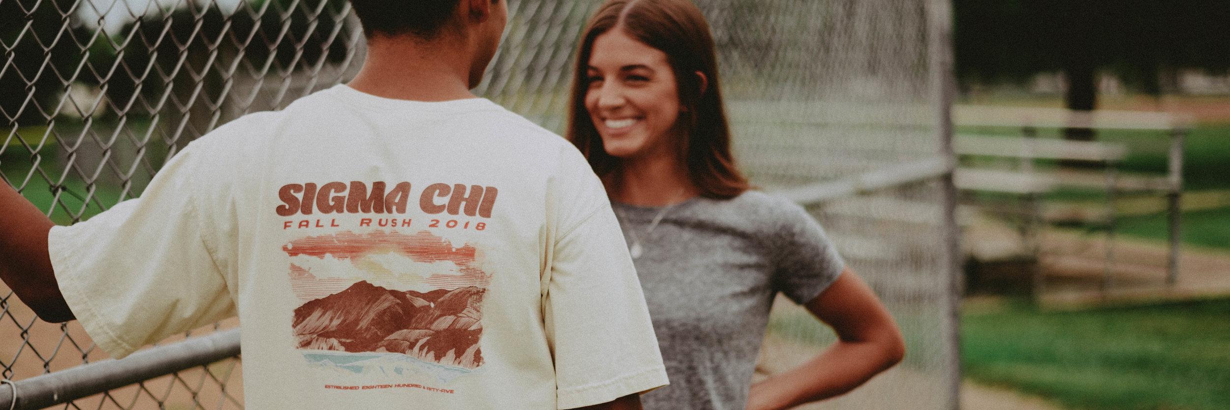 Sigma Chi Tshirt Designs -
