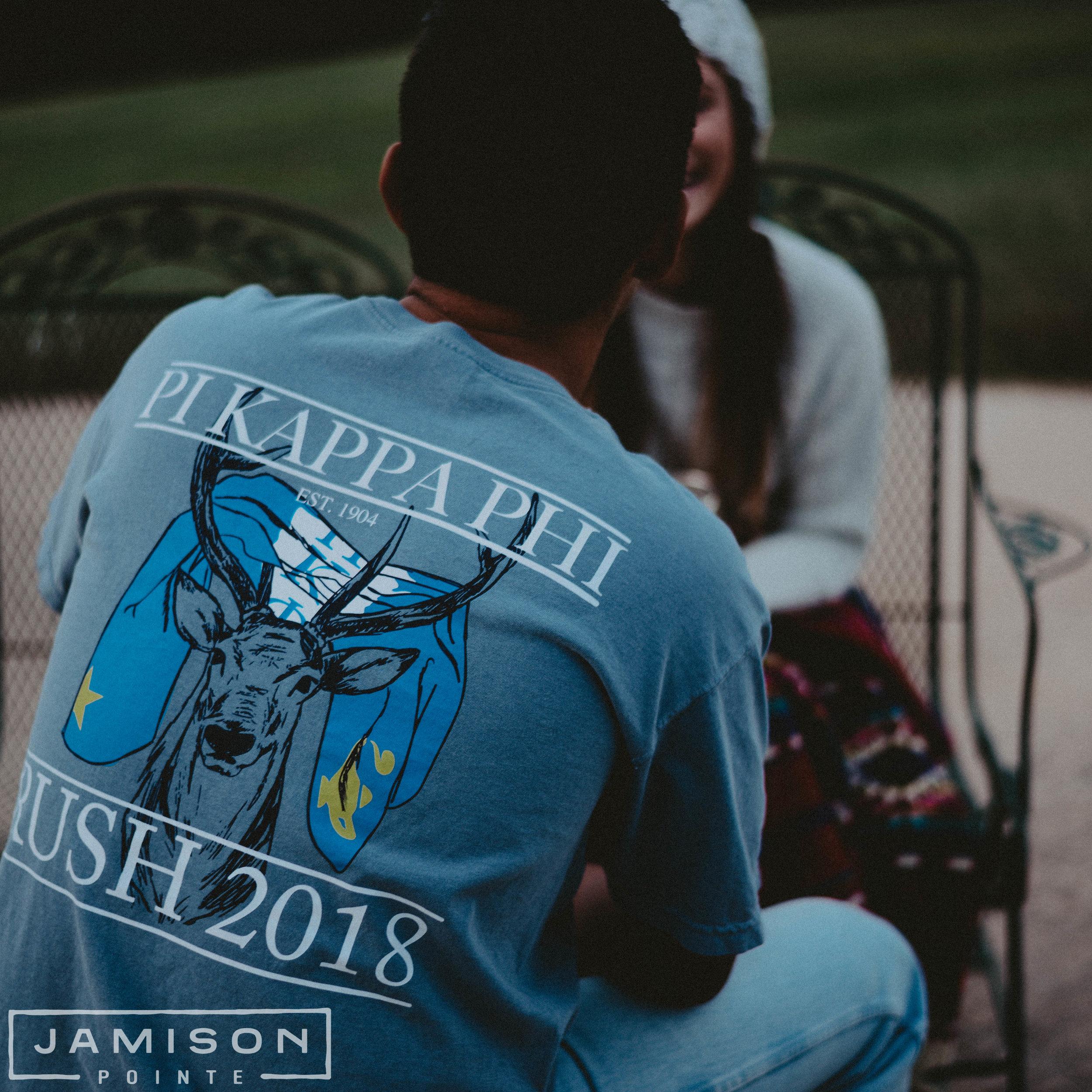 Pi Kappa Phi Rush Tee