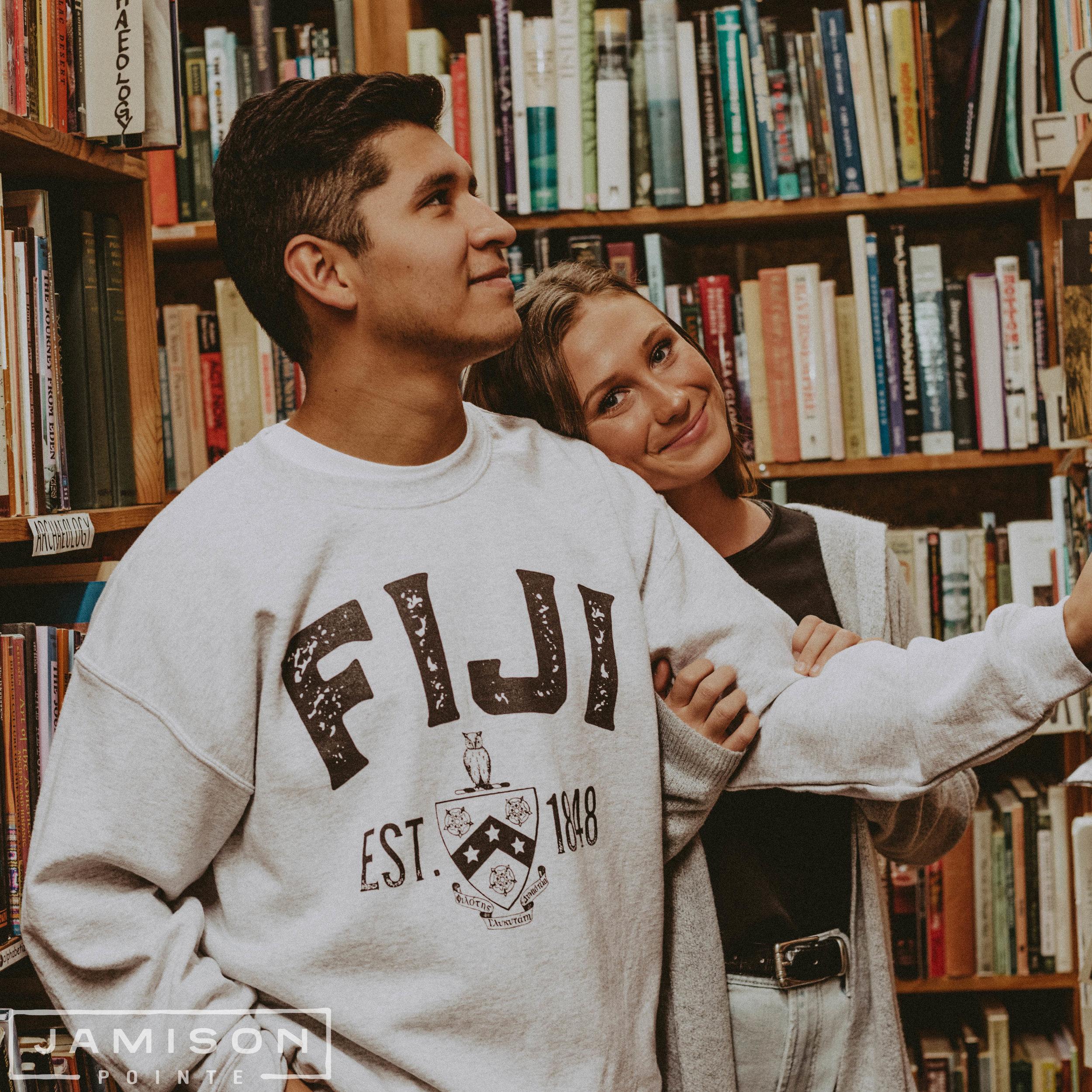 Fiji PR Sweatshirt