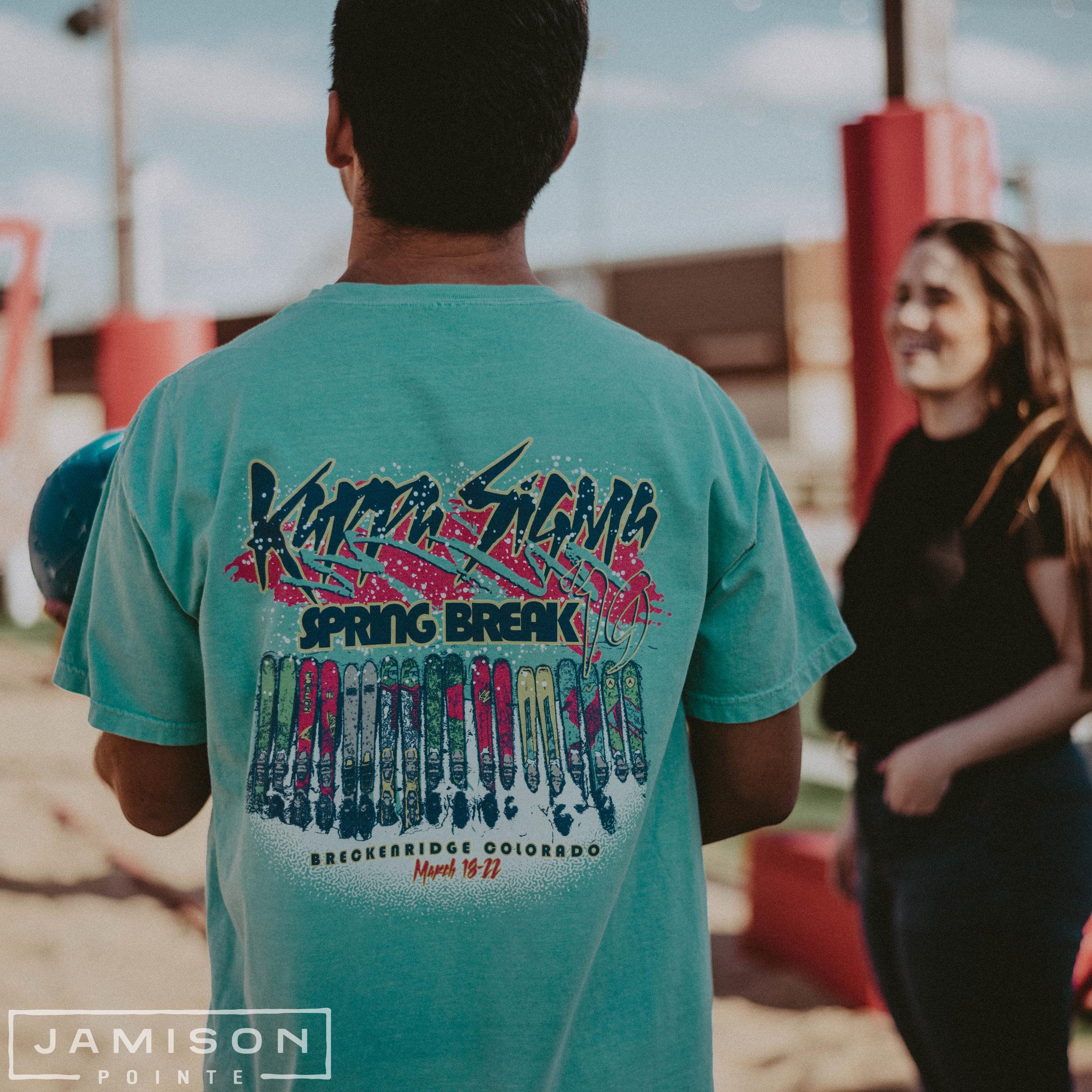 Kappa Sigma Spring Break Tshirt