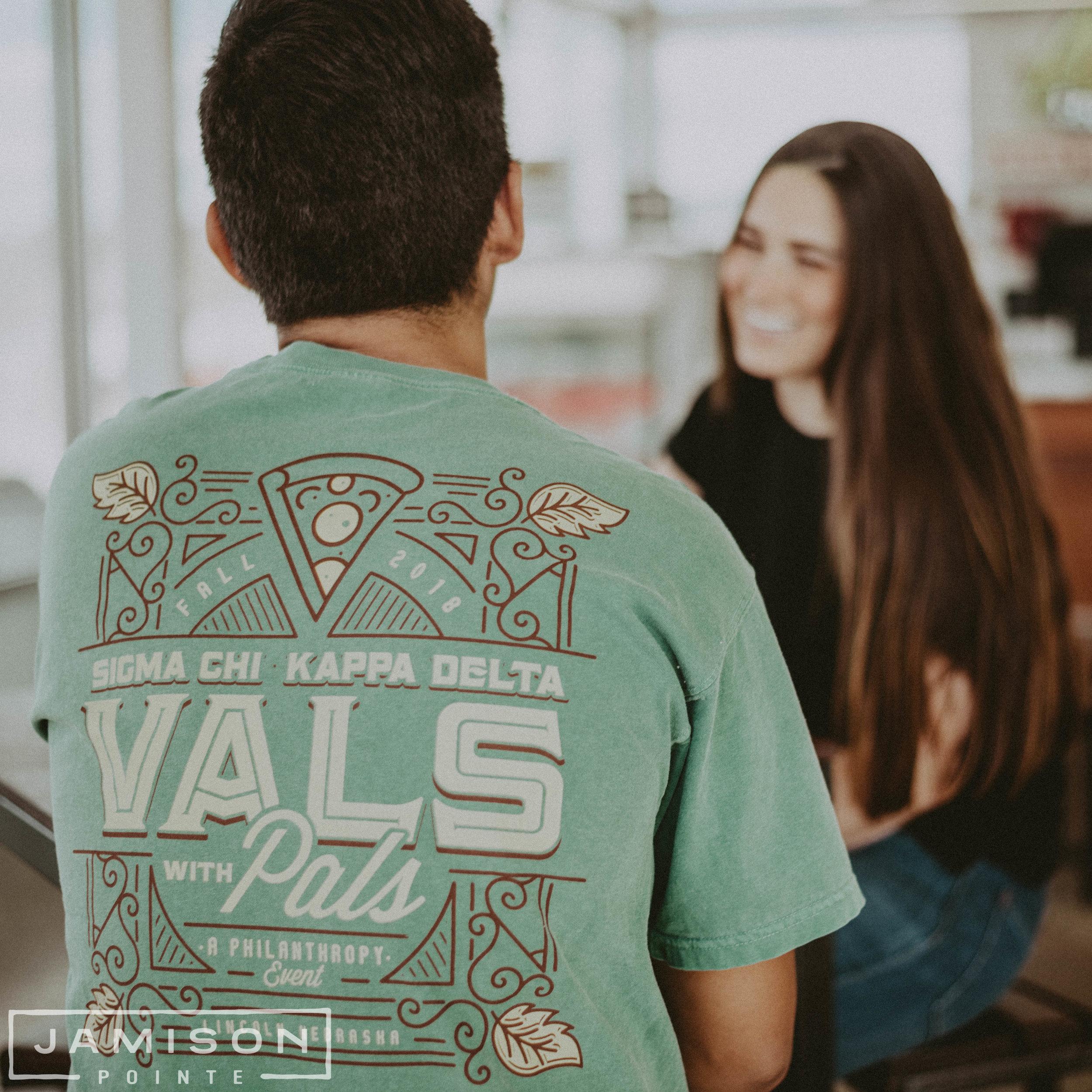 Sigma Chi Philanthropy T-shirt