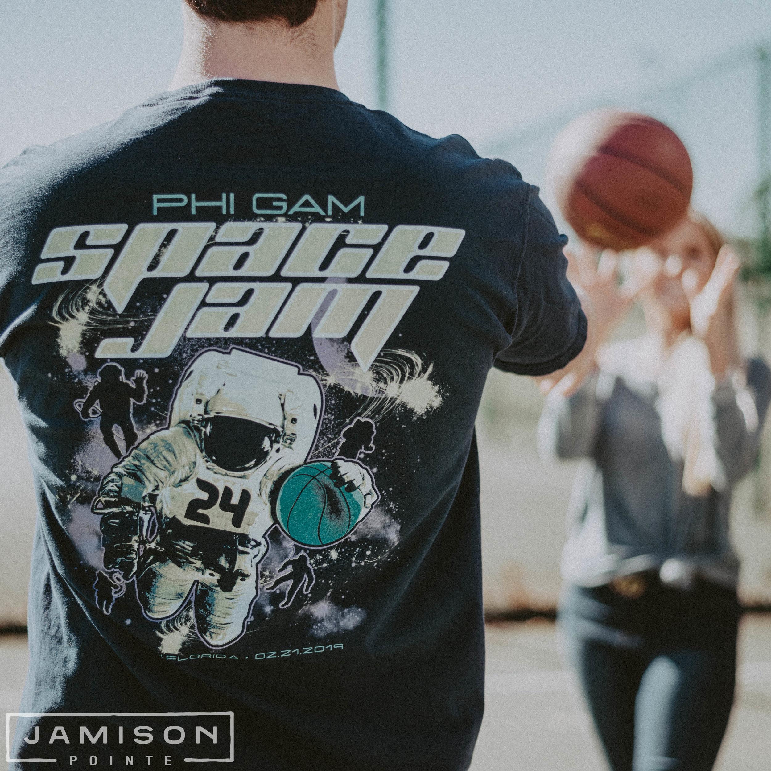 Fiji Space Jam T-shirt