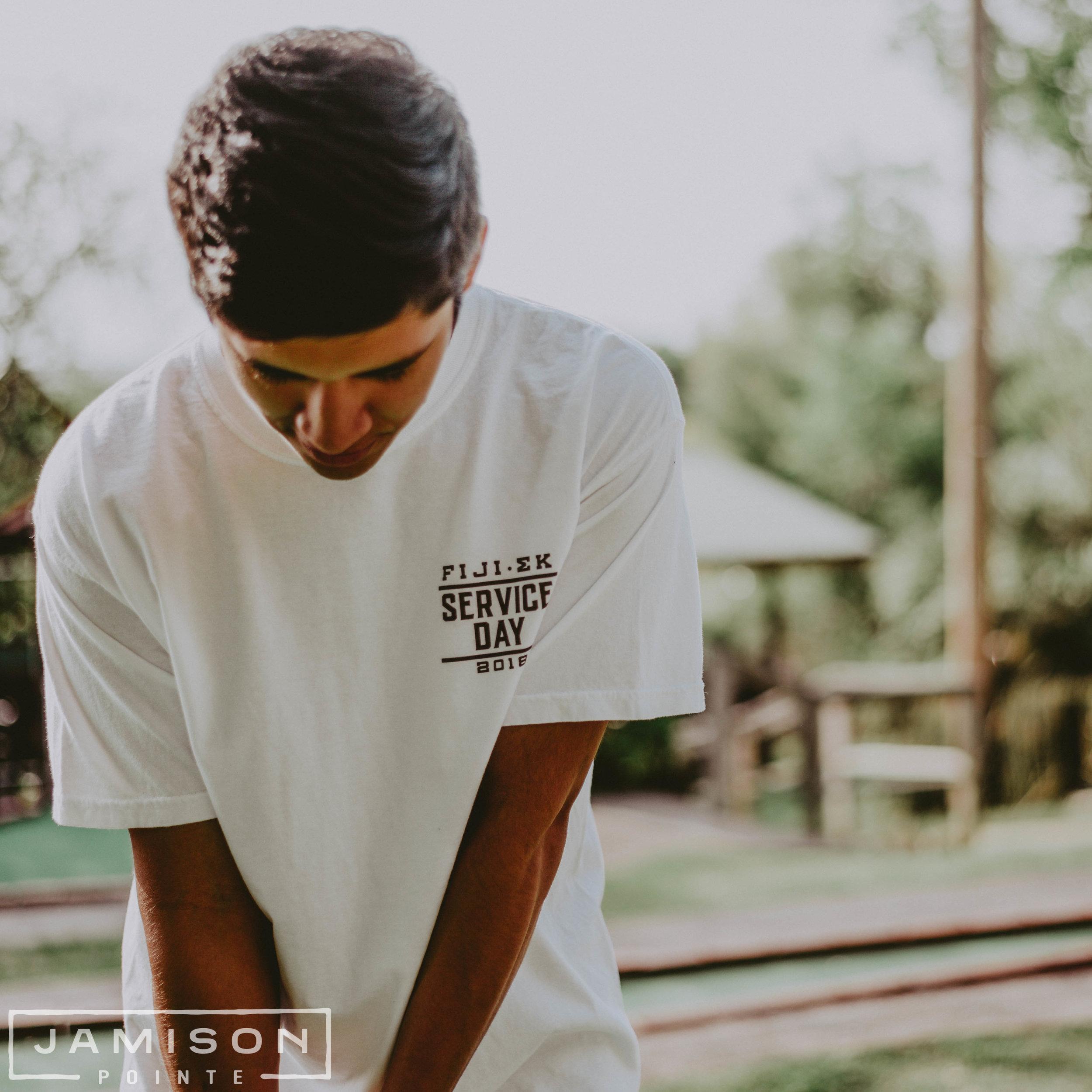 FIJI Service Day T-shirt
