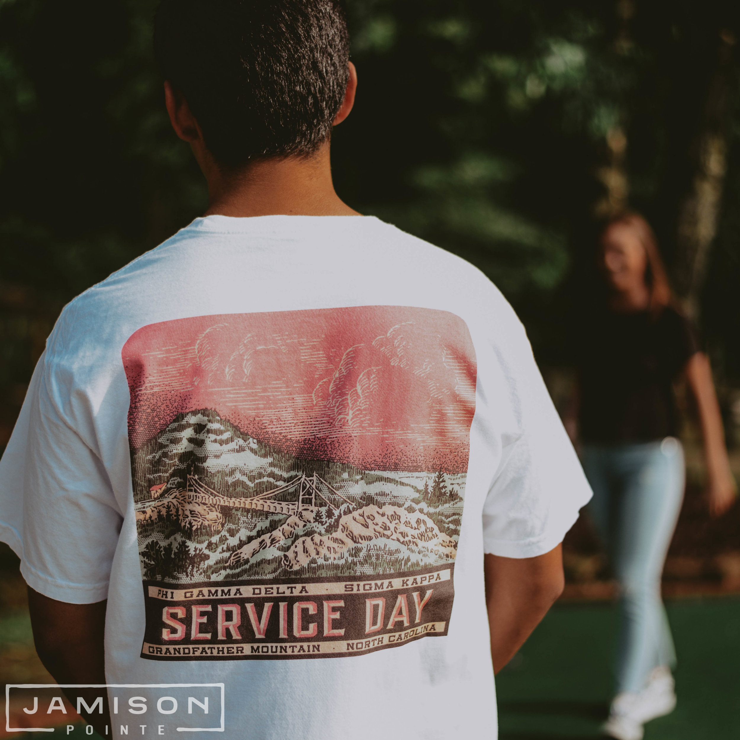 Phi Gamma Delta Philanthropy T-shirt
