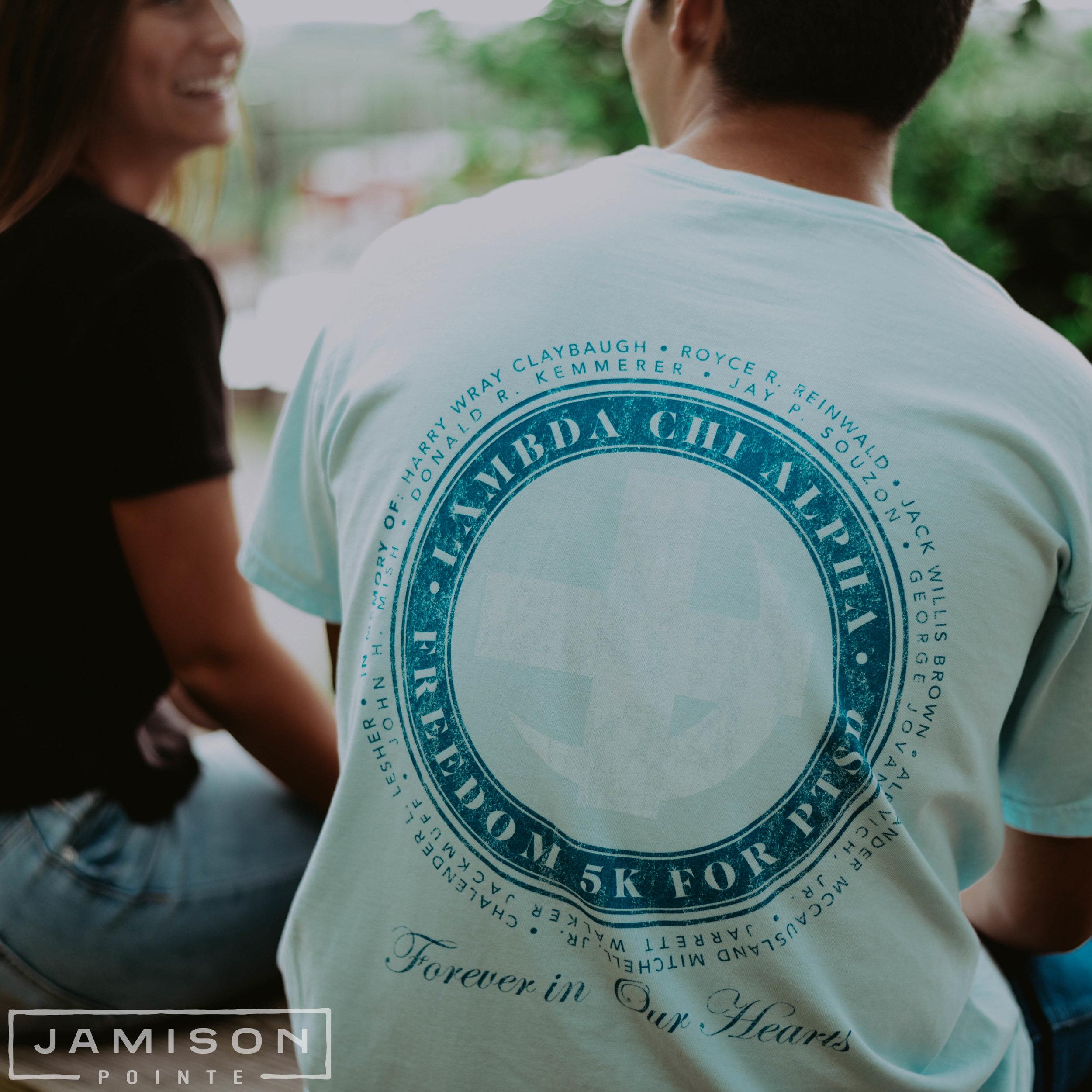 Lambda Chi Philanthropy T-shirt