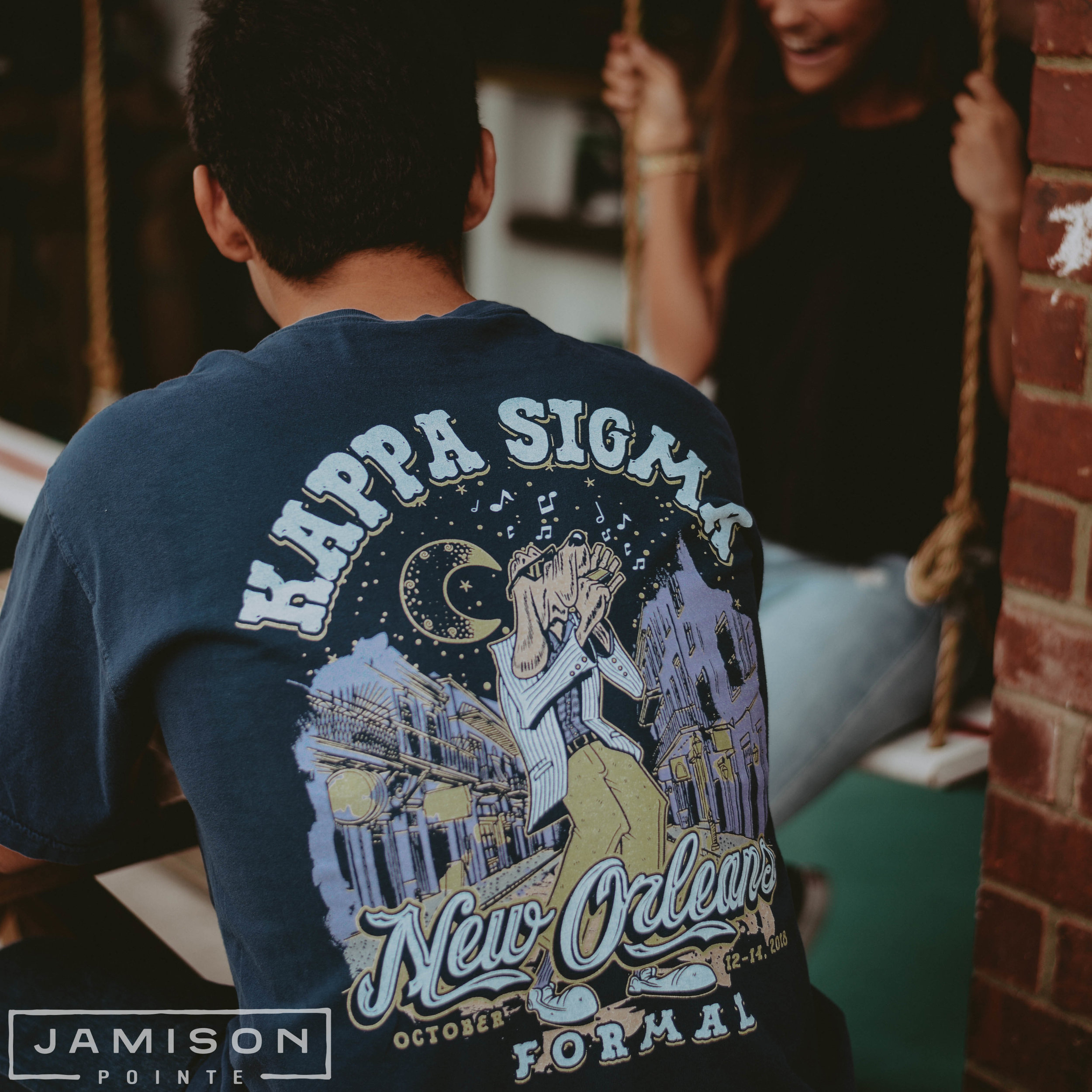 Kappa Sig New Orleans Formal Tee