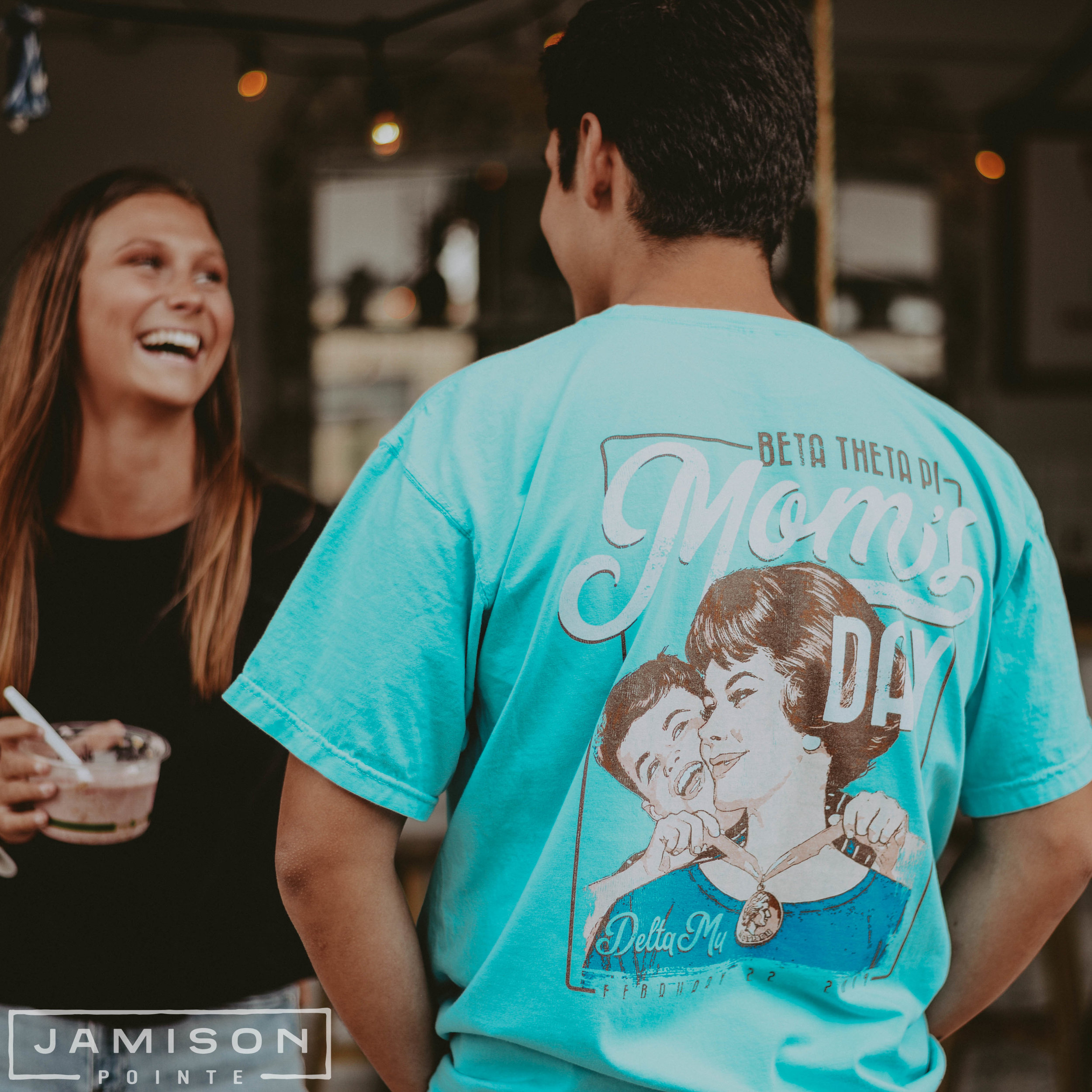 Beta Theta Pi Moms Day T-shirt