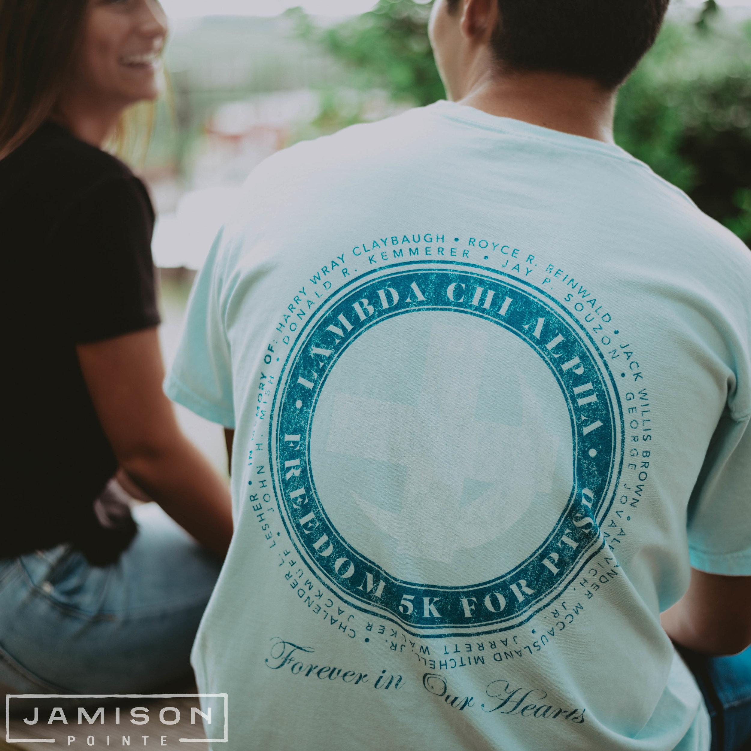 Lambda Chi Philanthropy Tee