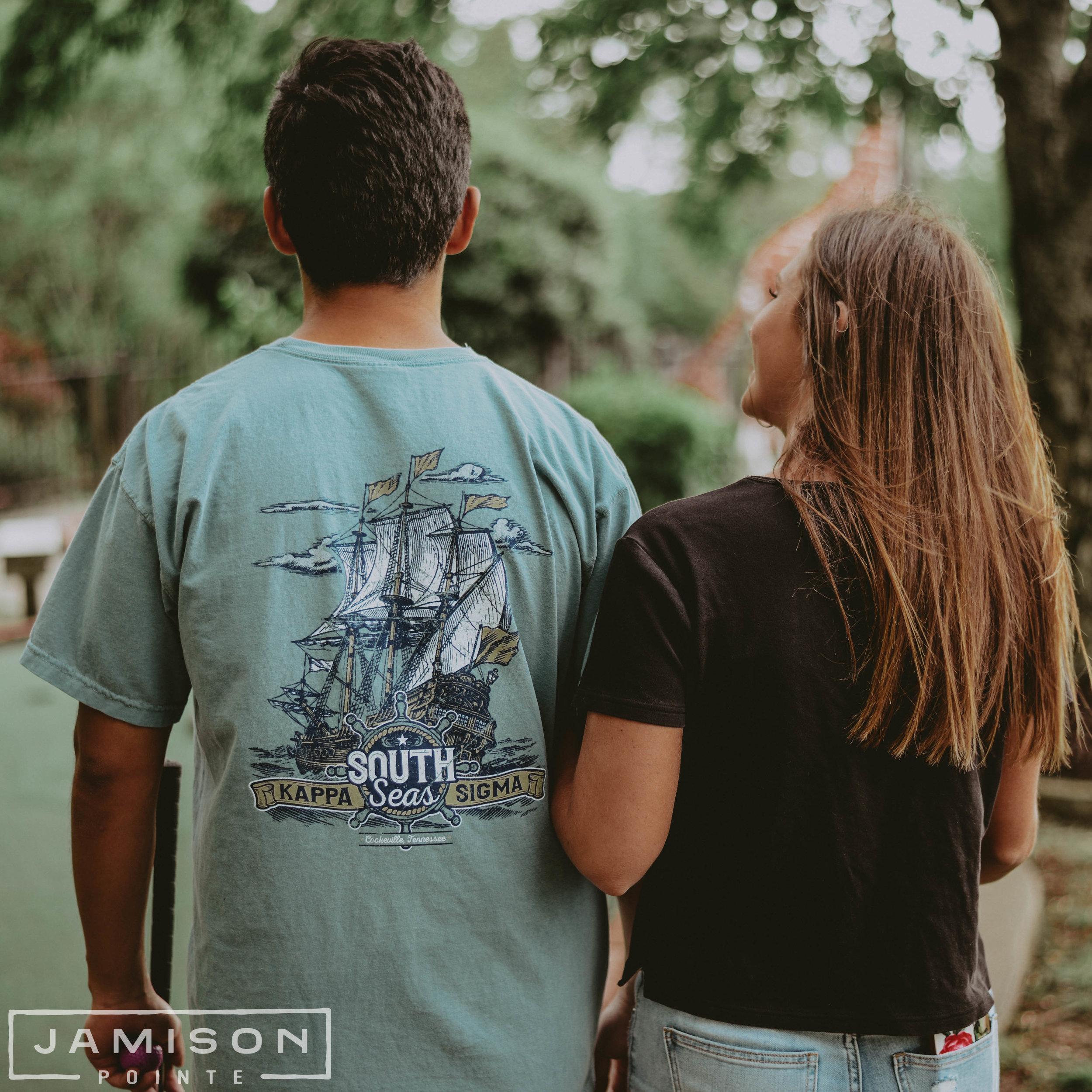 Kappa Sigma South Seas T-shirt