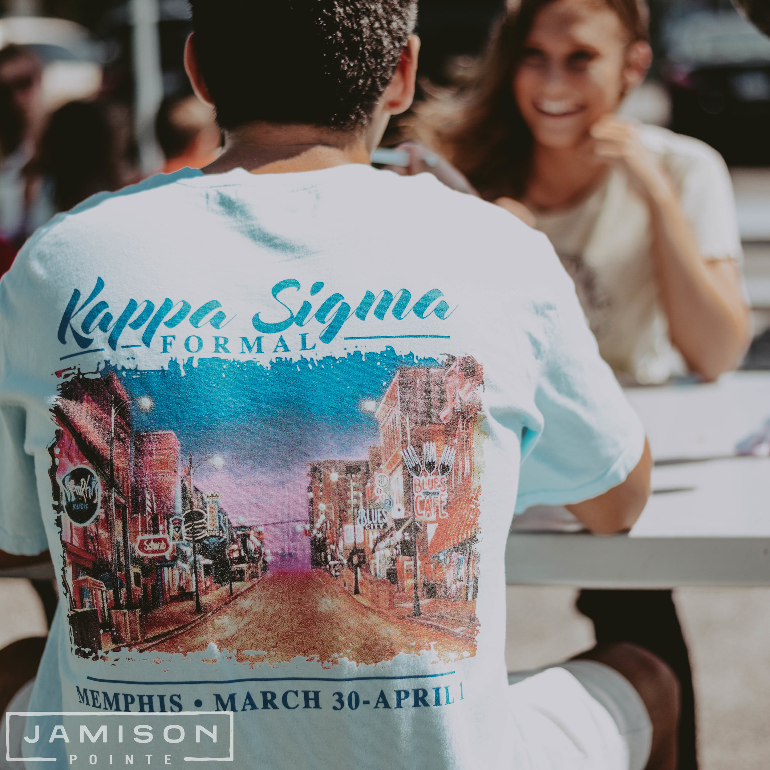 Kappa Sigma Memphis Formal Tee