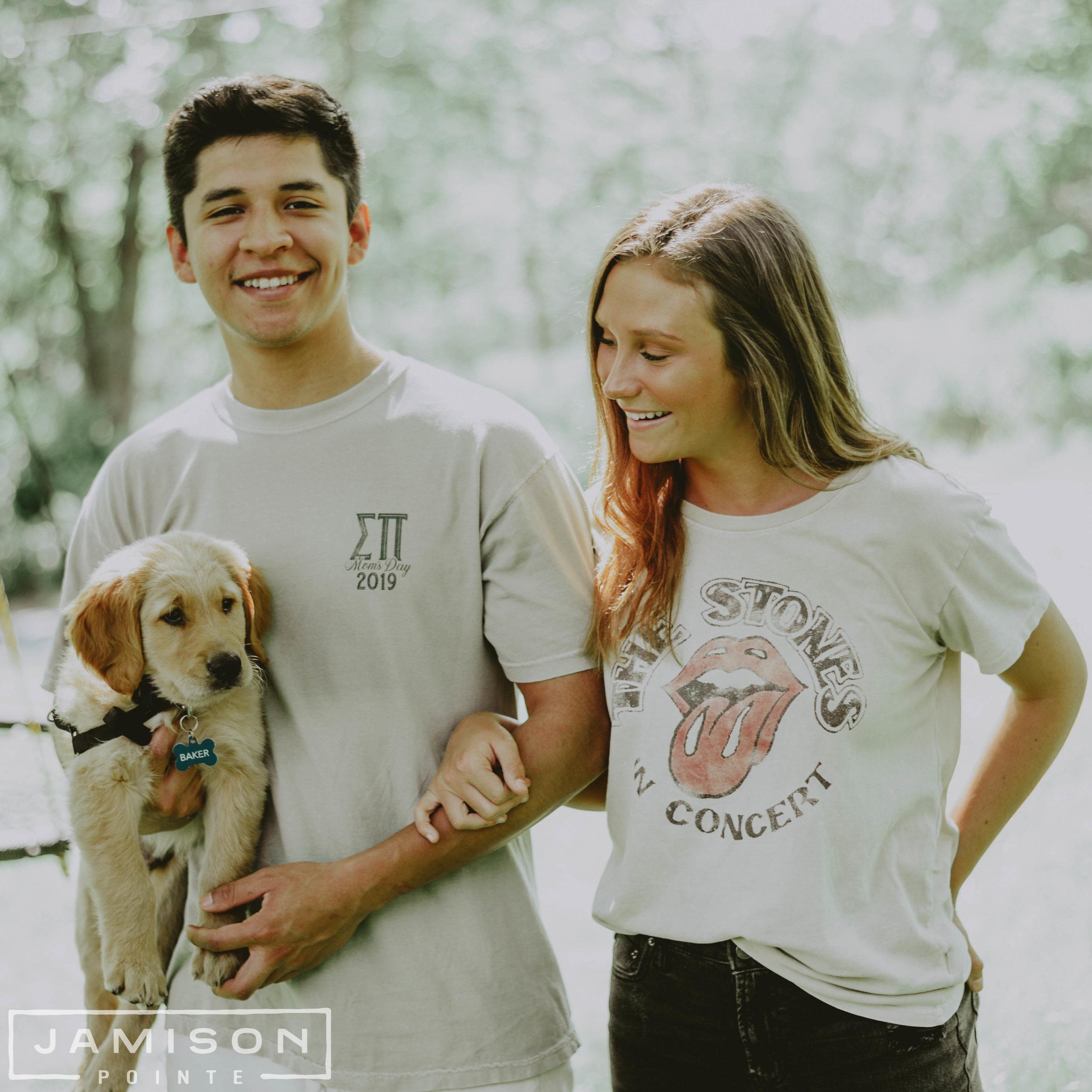 Sigma Pi Moms Day Tshirt