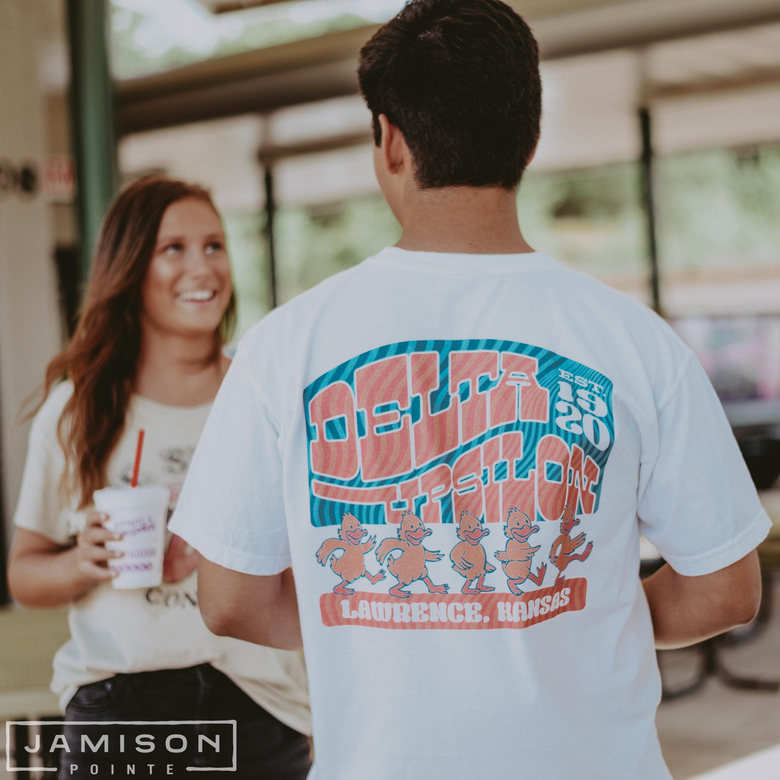 Delta Upsilon PR Tshirt