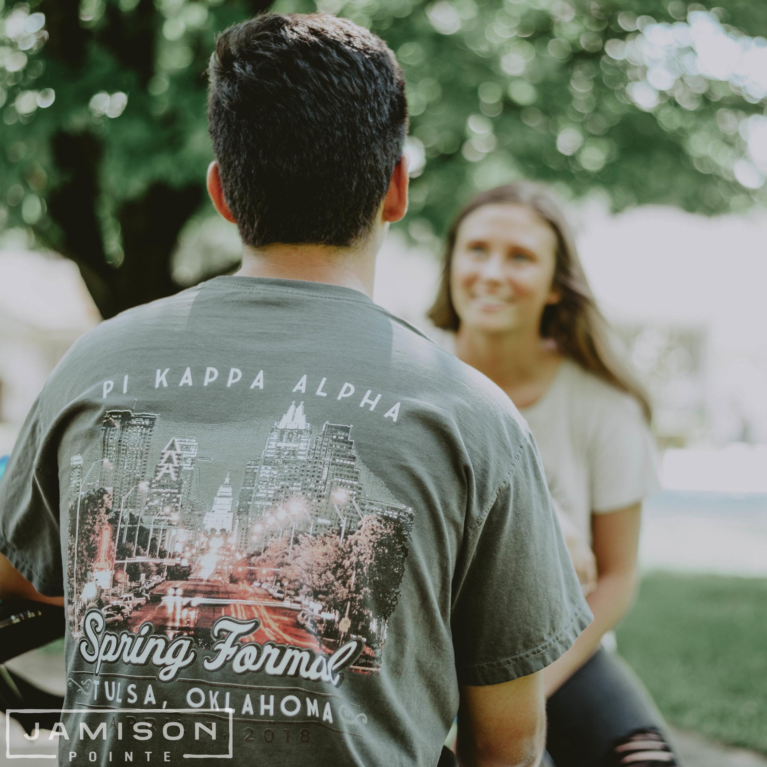 Pi Kappa Alpha Tulsa Spring Formal Tee