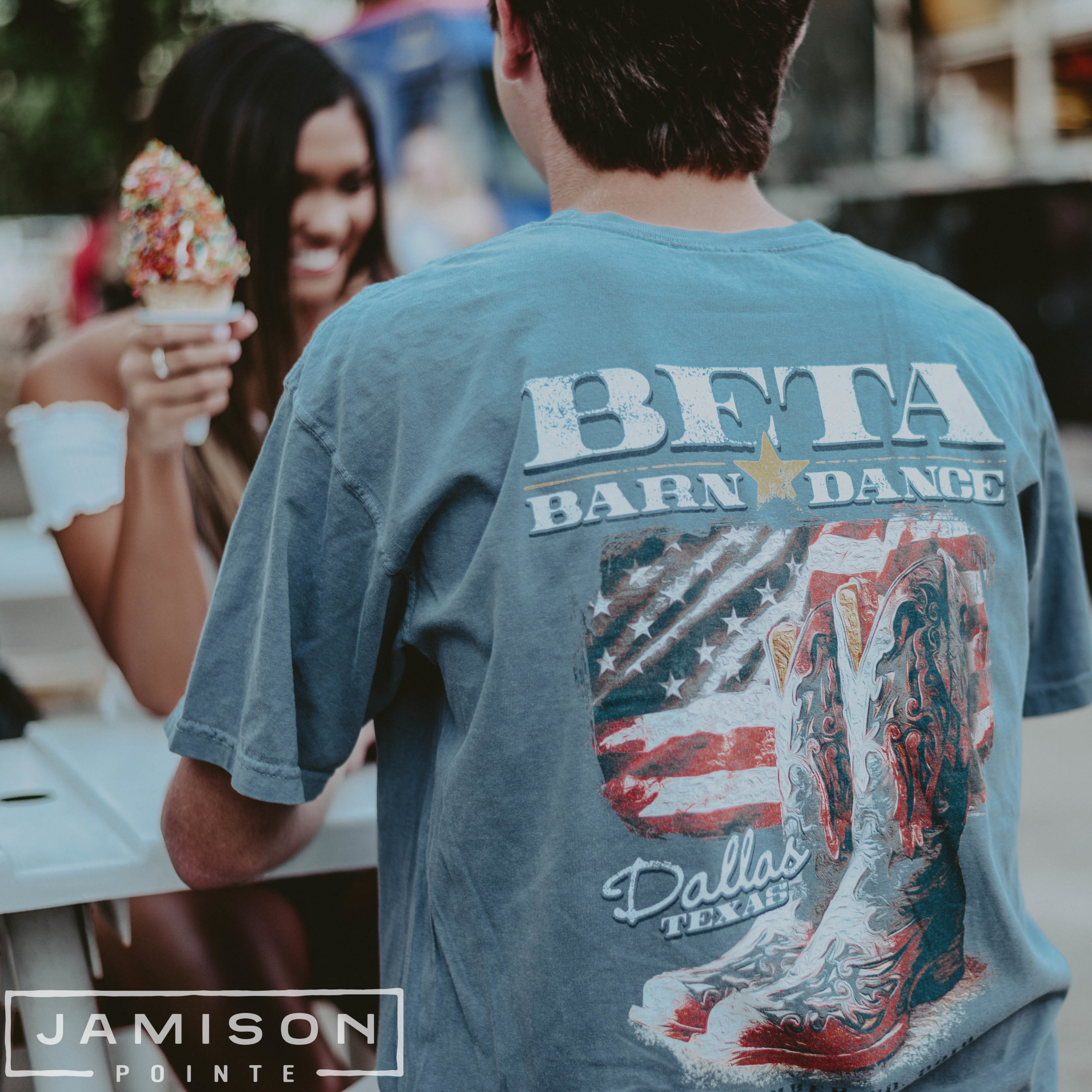 Beta Theta Pi Barn Dance Tee