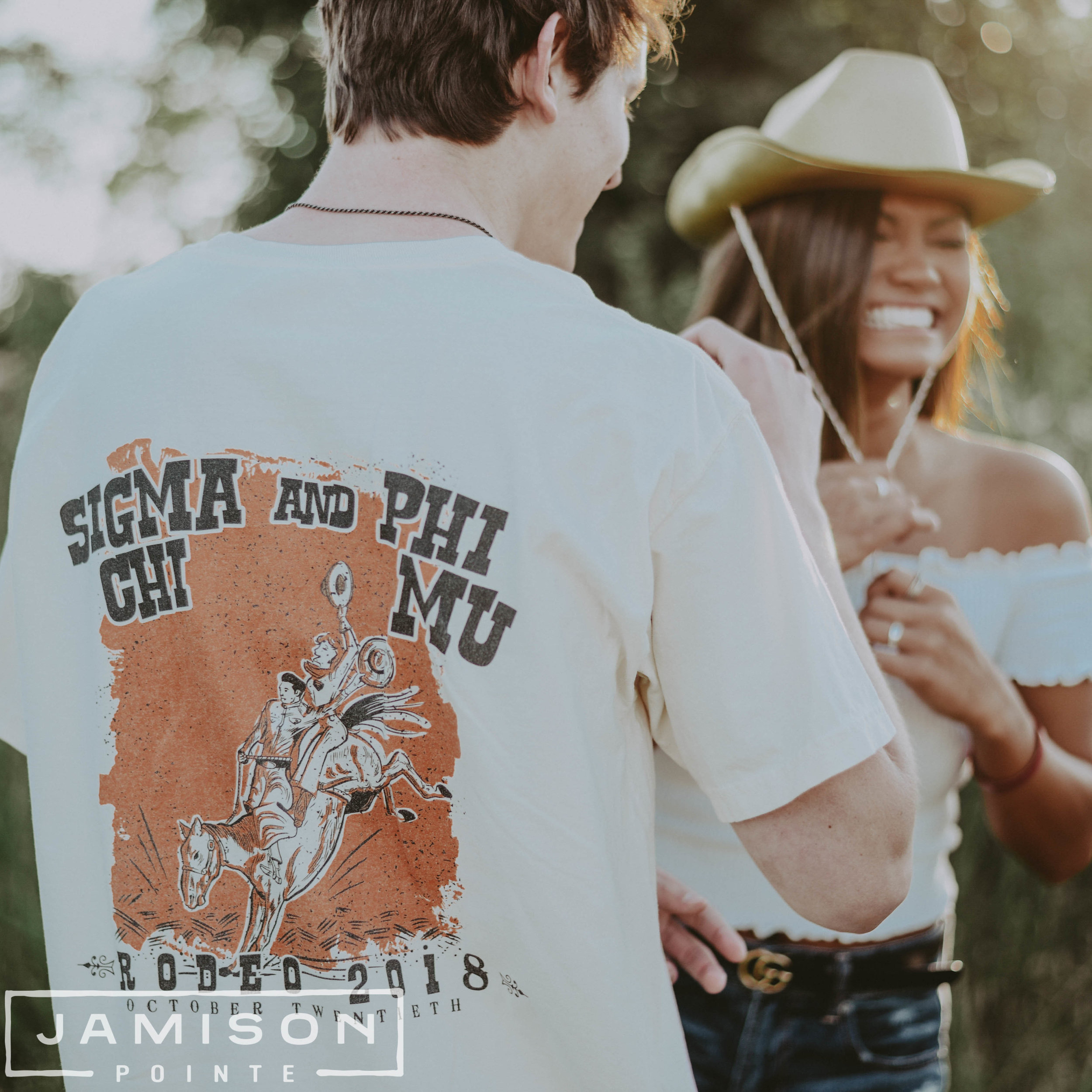 Sigma Chi Rodeo Tshirt