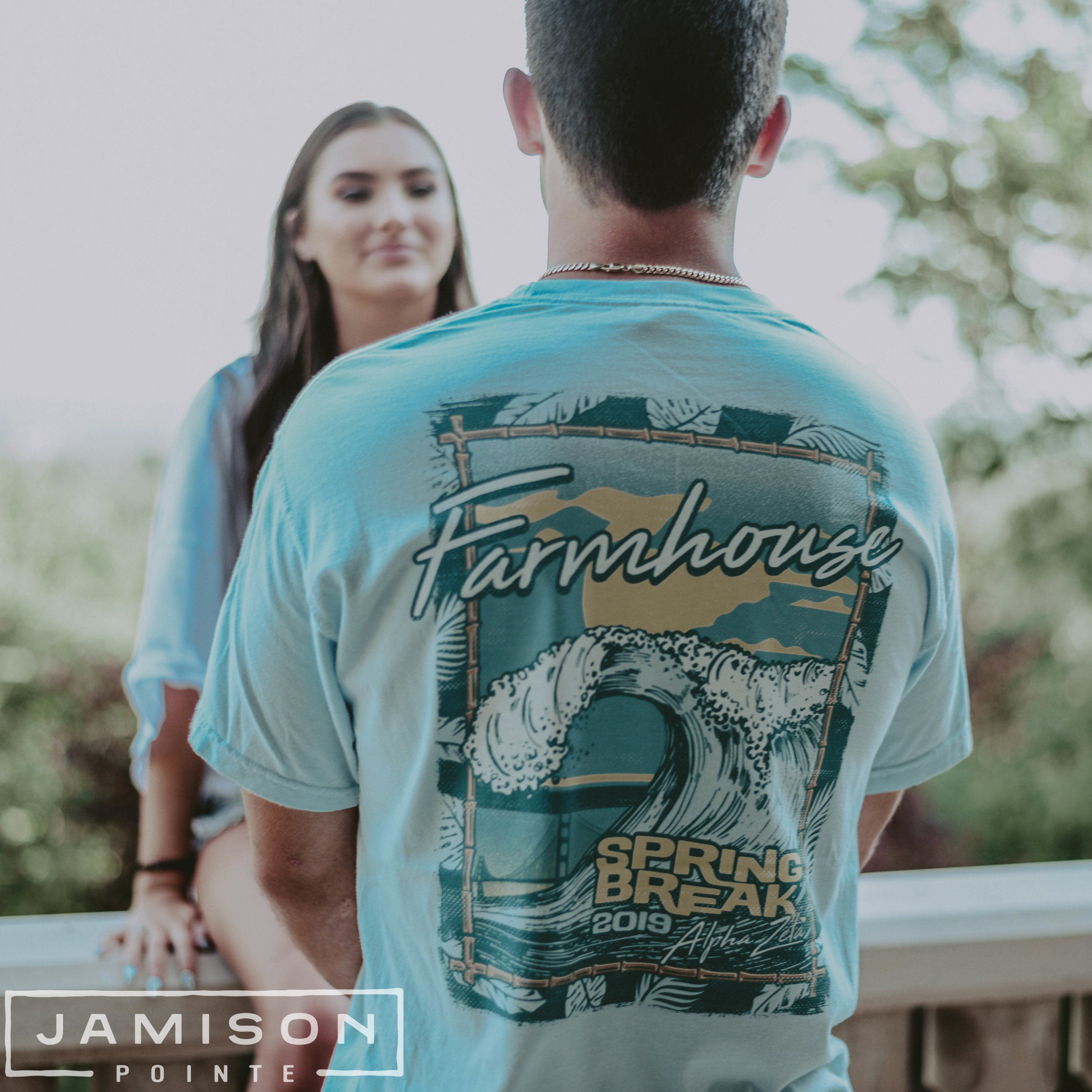 Farmhouse Spring Break Tee