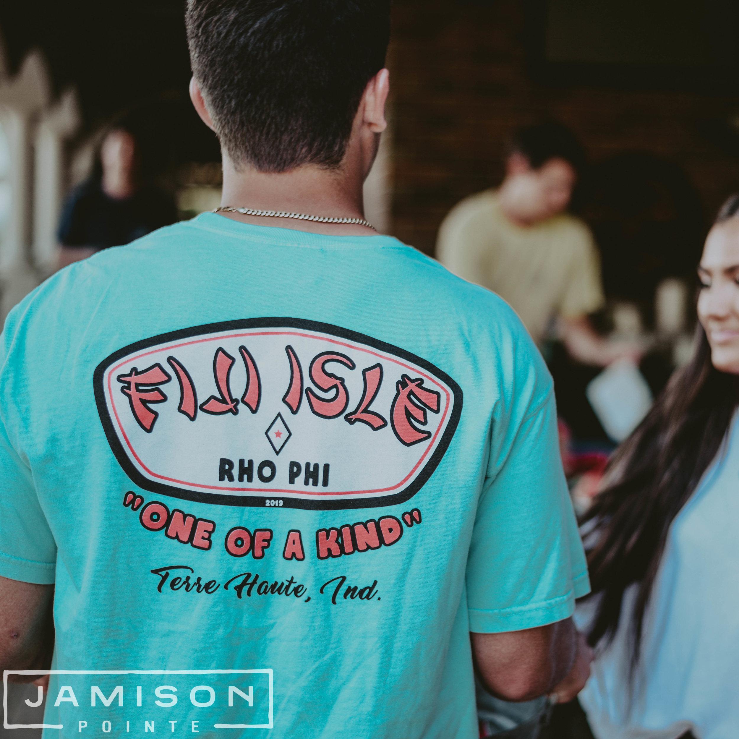 Fiji Isle Tee