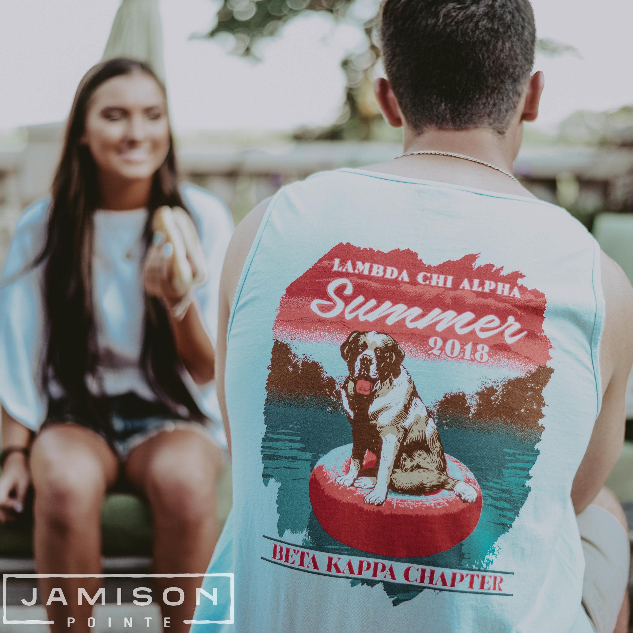 Lambda Chi Alpha Summer Tank