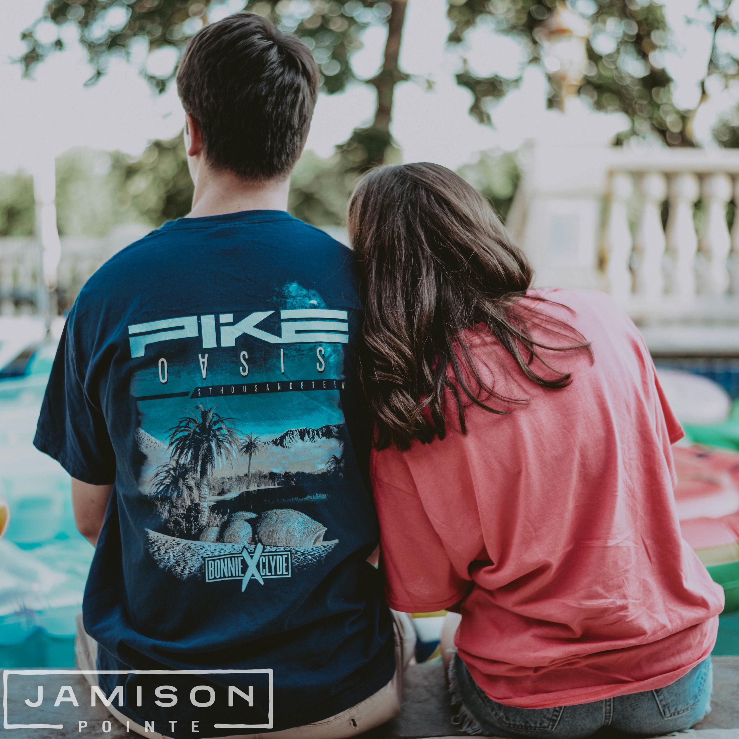 Pi Kappa Alpha Oasis Tshirt