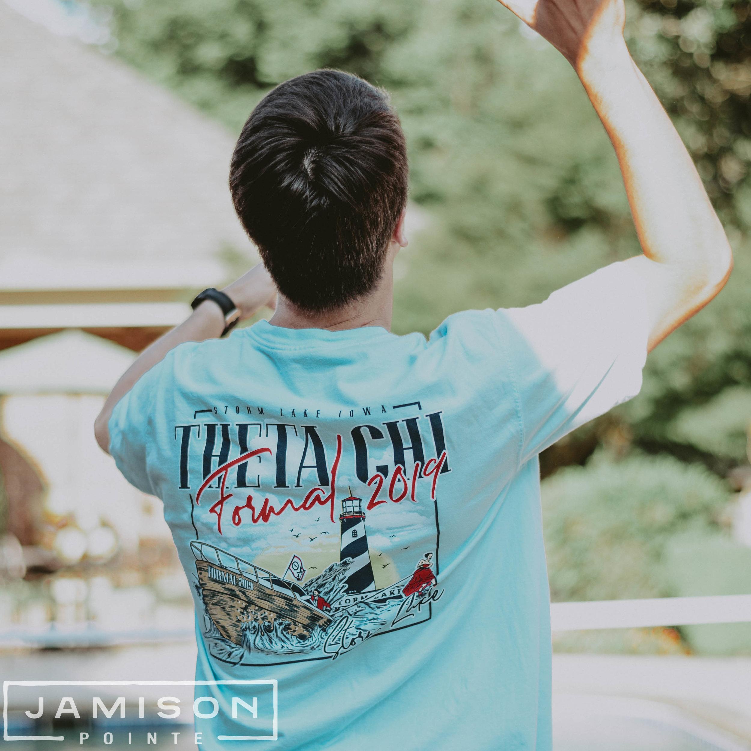Theta Chi Formal Tshirt