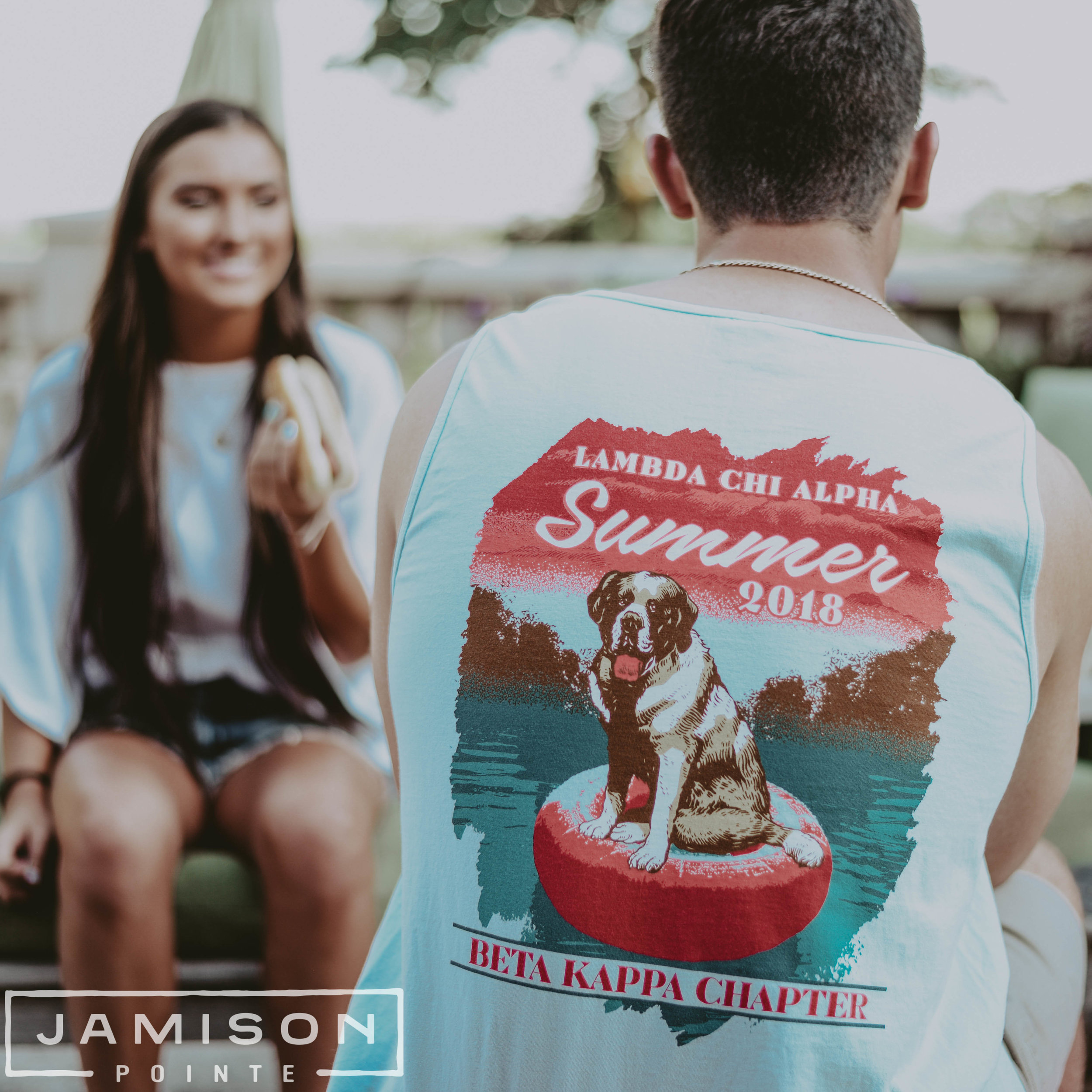 Lambda Chi Alpha Summer Rush Tank