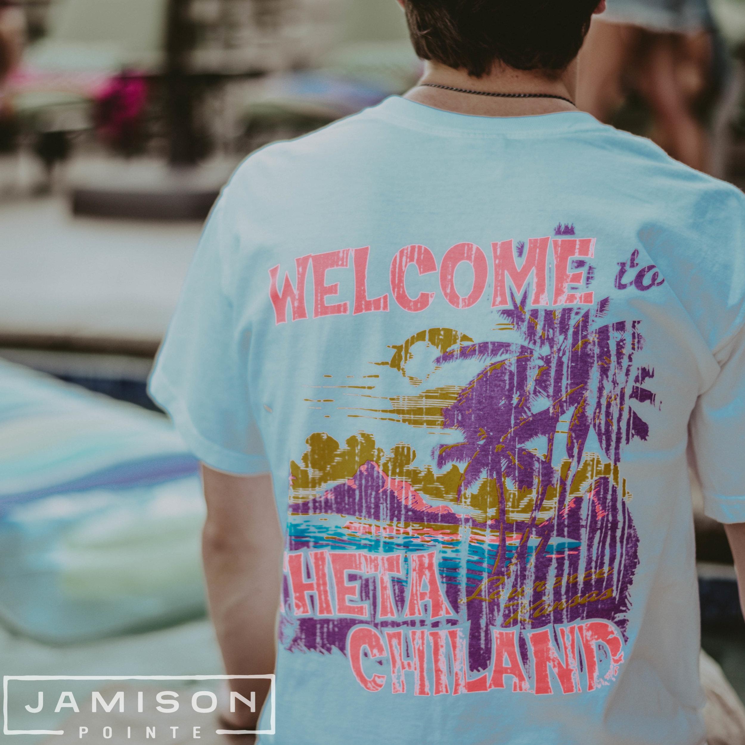 Theta Chisland Tshirt