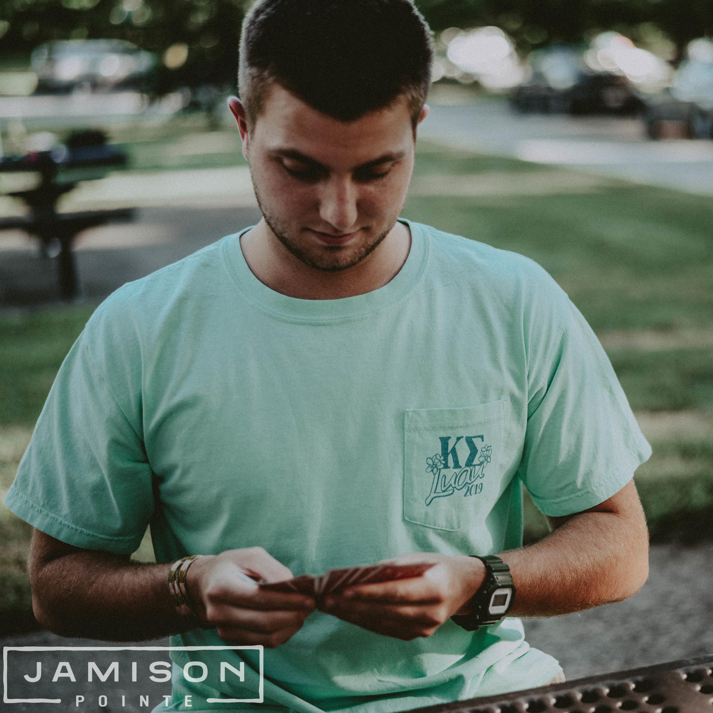 Kappa Sigma Luau Tshirt