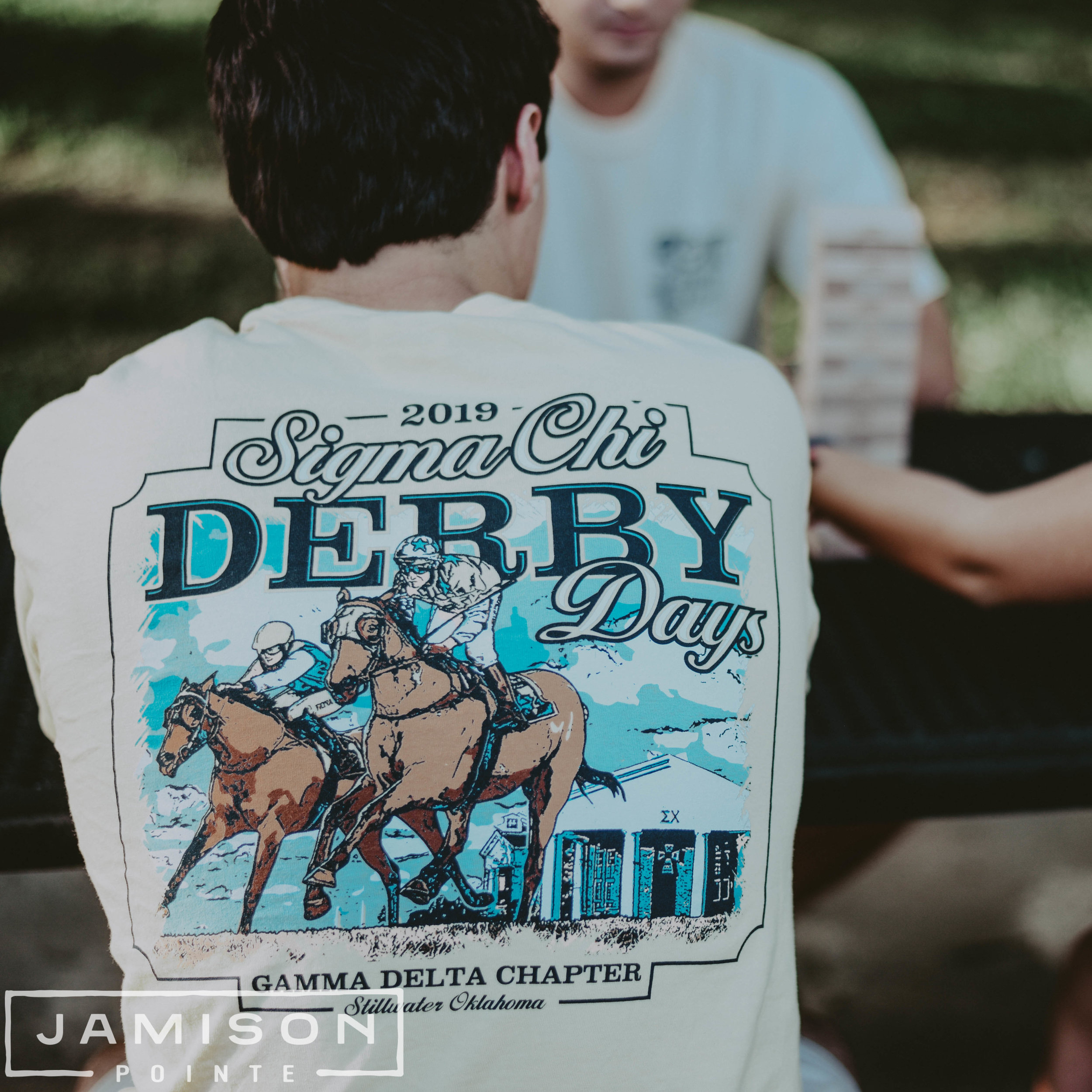 Sigma Chi Derby Days T-shirt