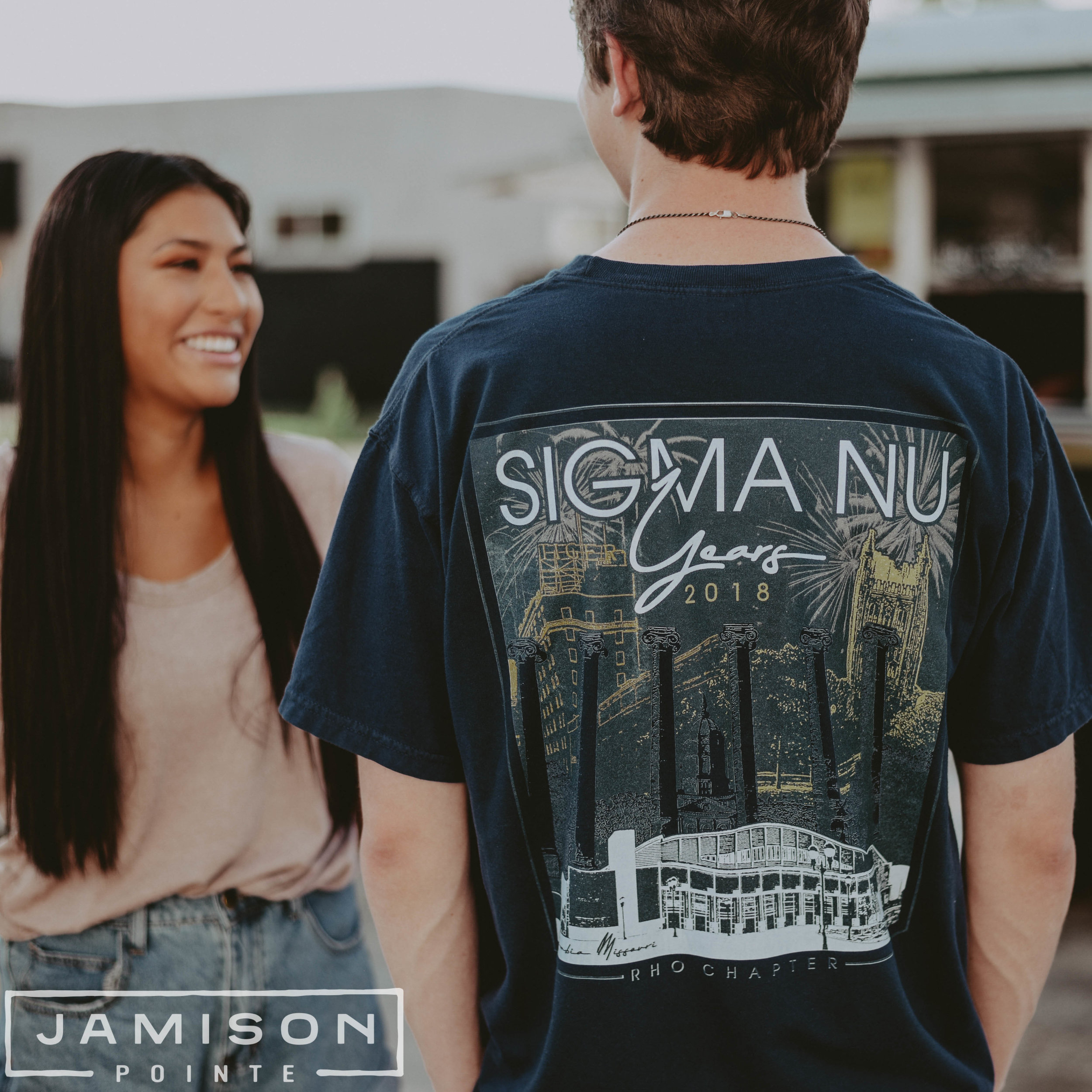Sigma Nu Years T-shirt
