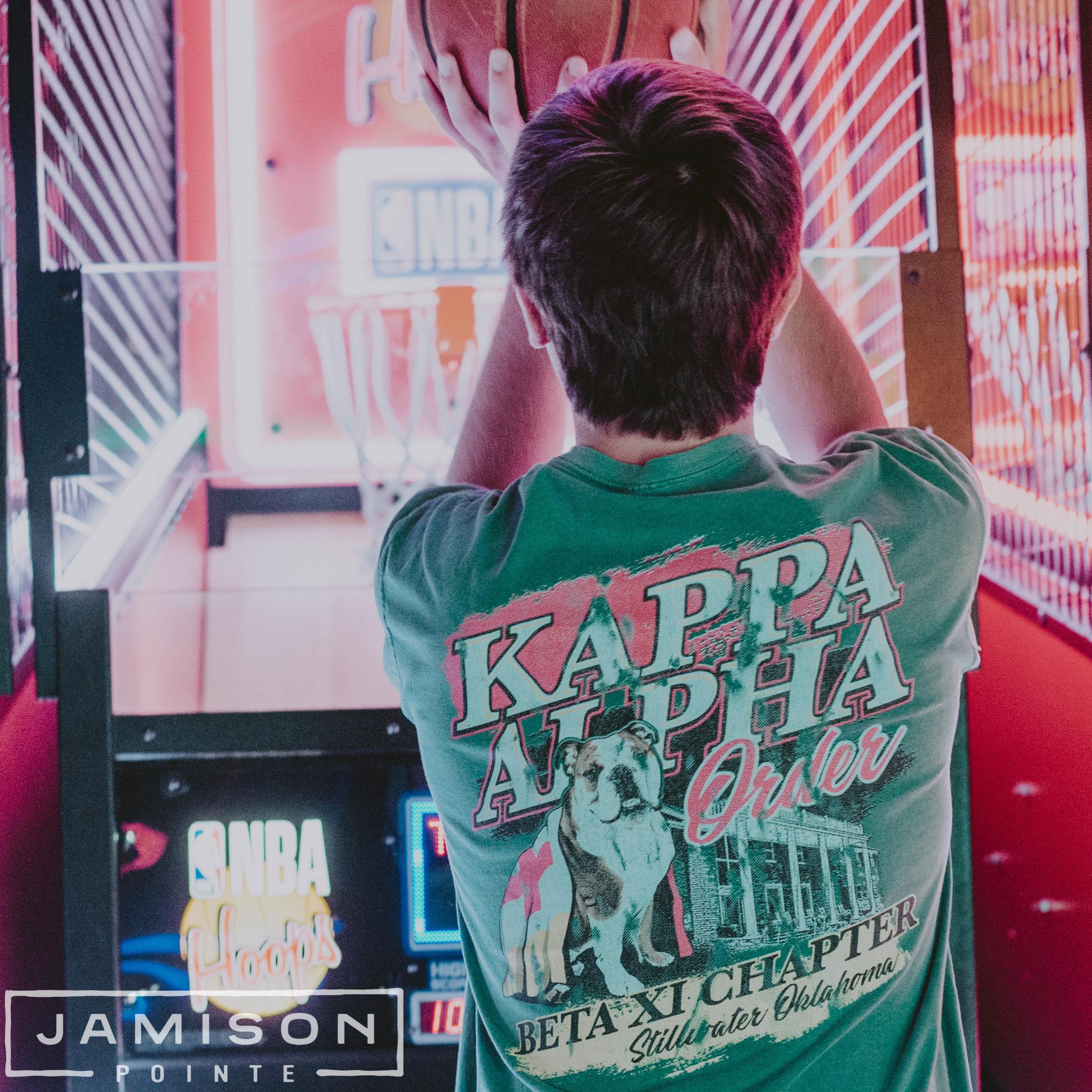 Kappa Alpha PR T-shirt