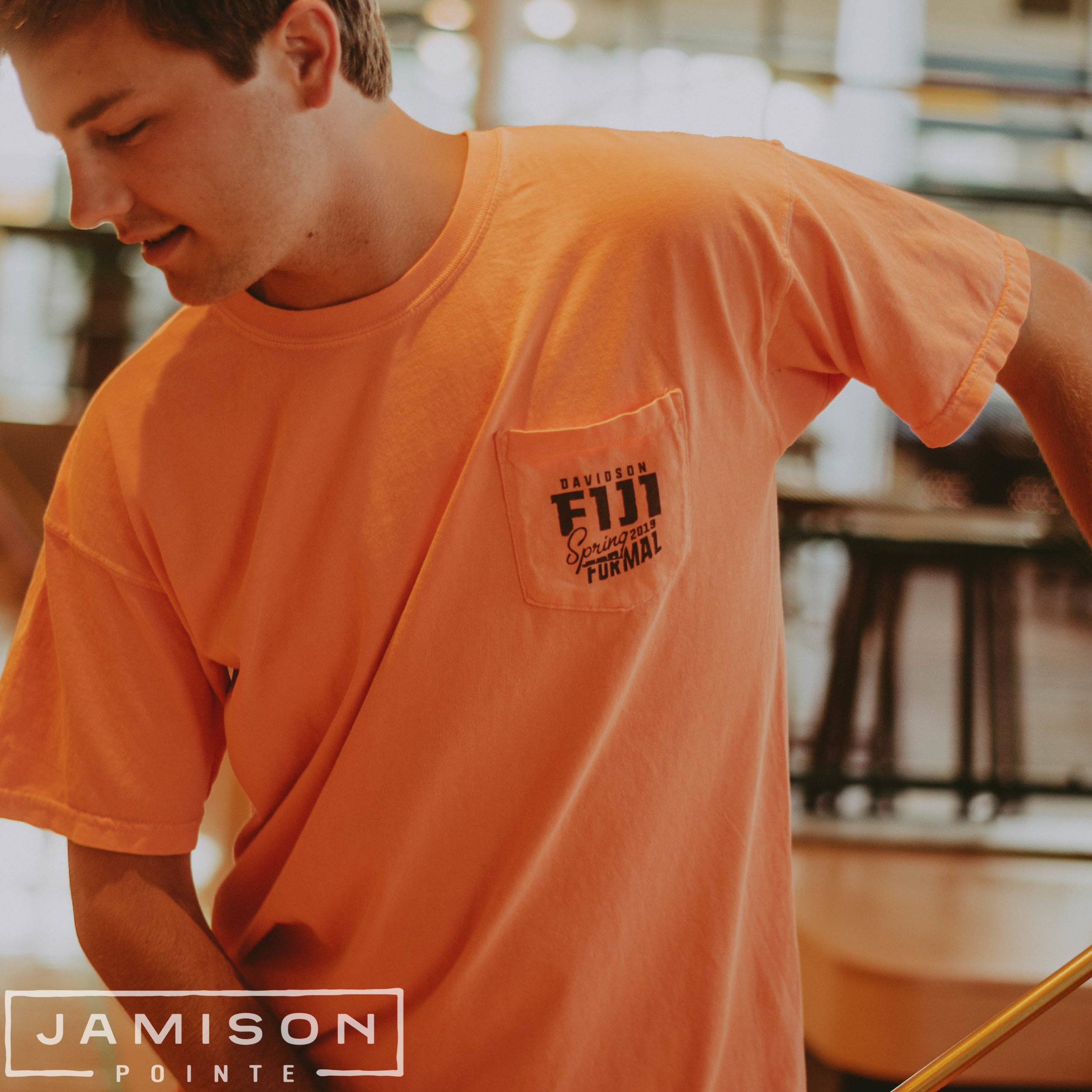 FIJI Spring Formal Tshirt